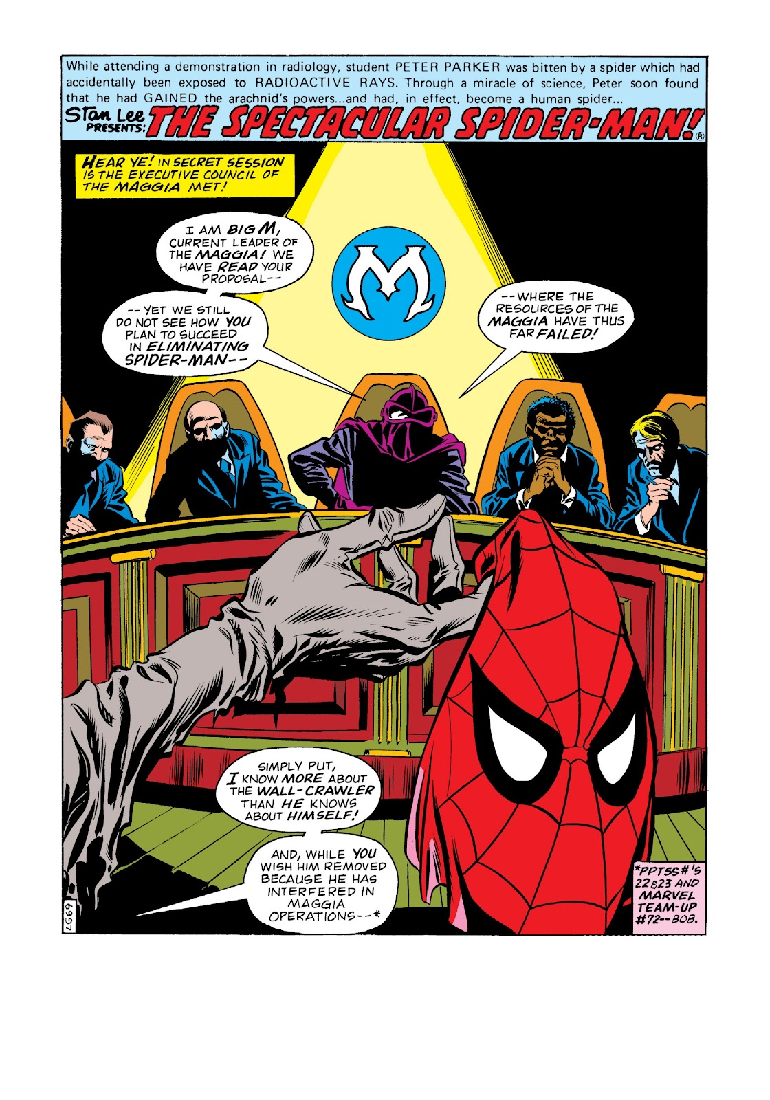 Read online Marvel Masterworks: The Spectacular Spider-Man comic -  Issue # TPB 2 (Part 2) - 73