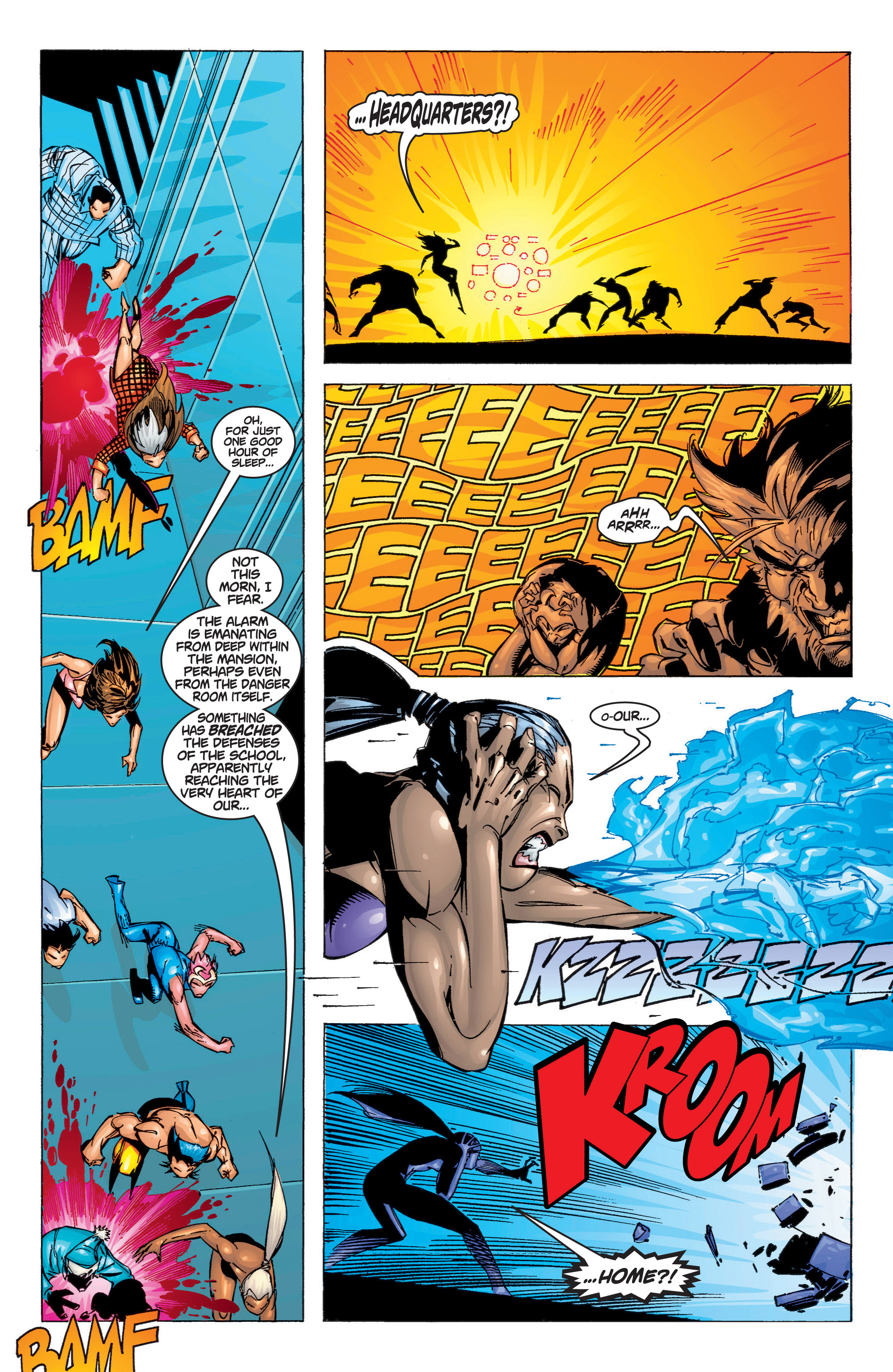 Read online Uncanny X-Men (1963) comic -  Issue #372 - 4