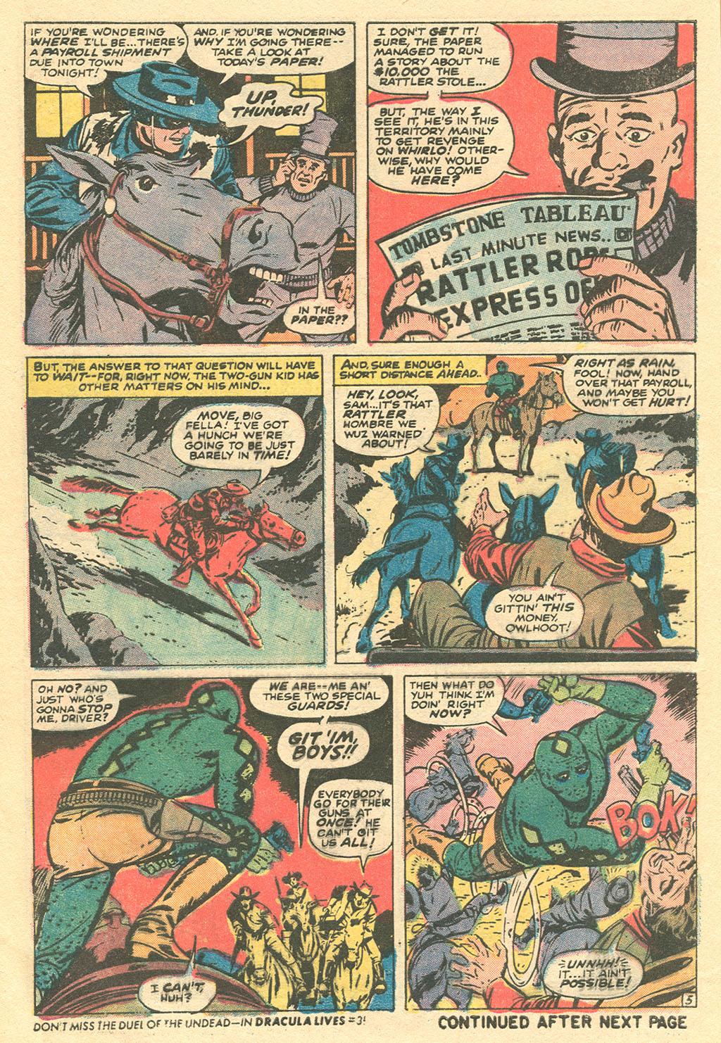 Read online Two-Gun Kid comic -  Issue #113 - 8