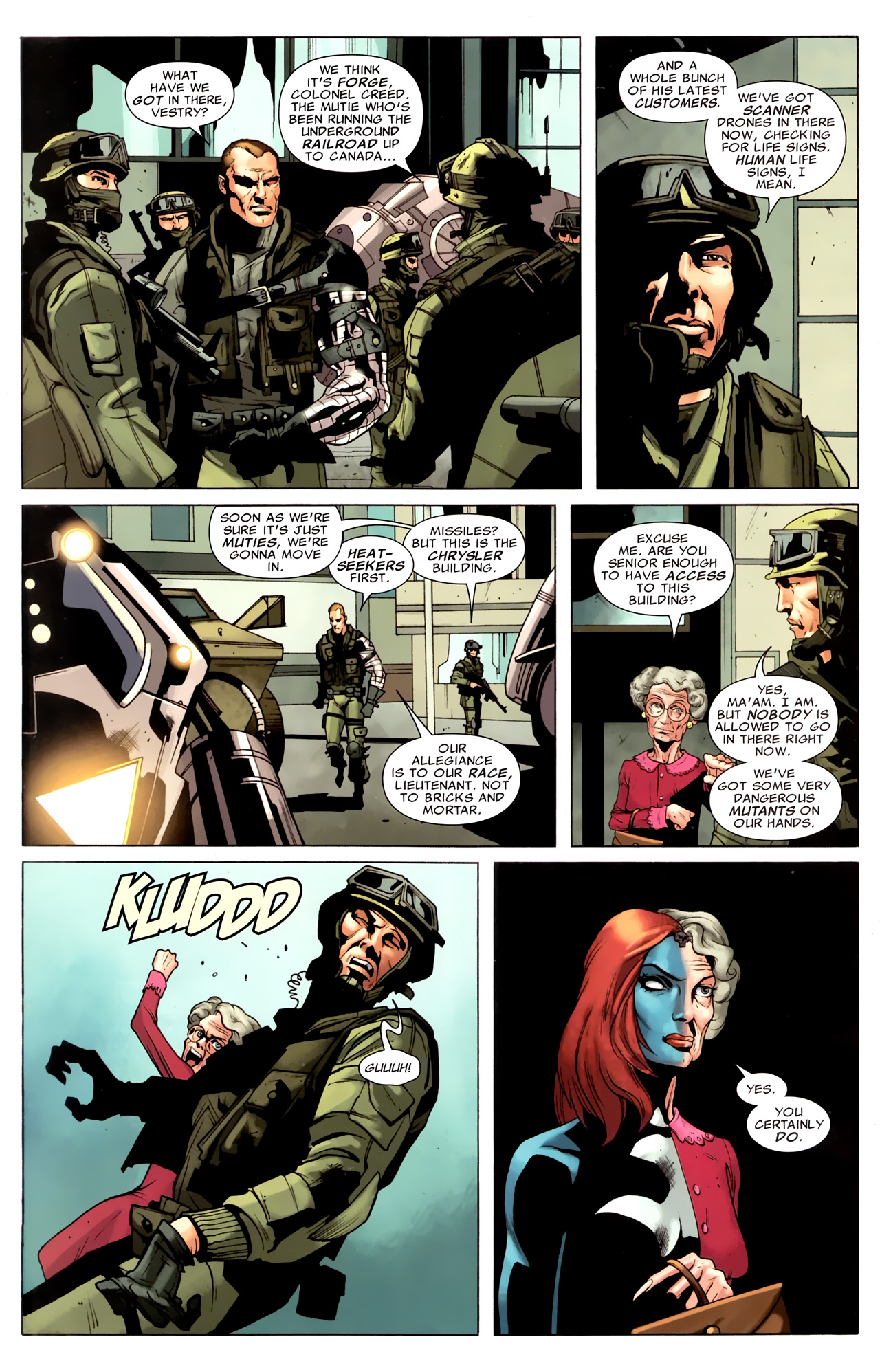 Read online Age of X: Alpha comic -  Issue #Age of X: Alpha Full - 35