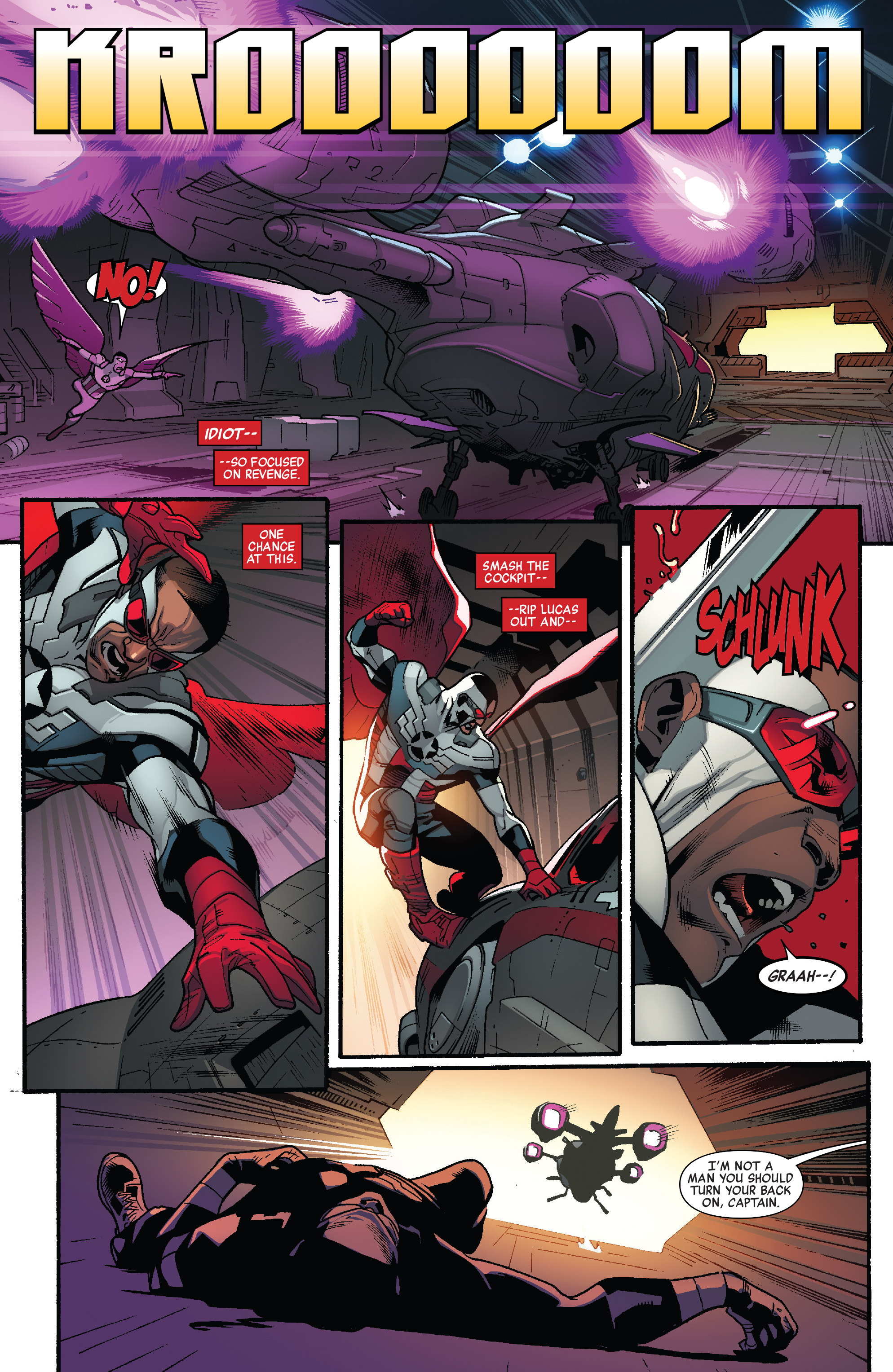 Read online All-New Captain America comic -  Issue #4 - 20