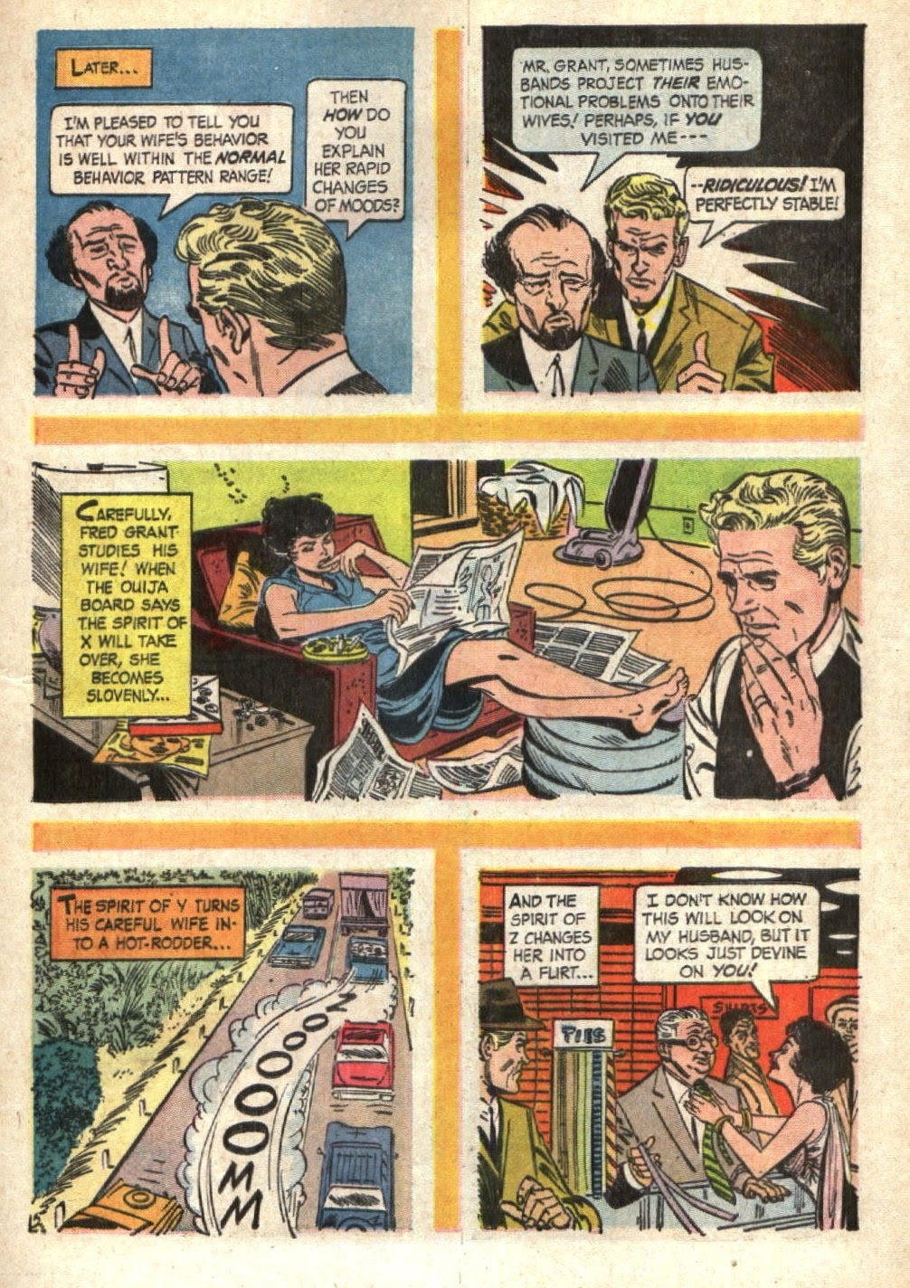 Boris Karloff Tales of Mystery issue 5 - Page 21