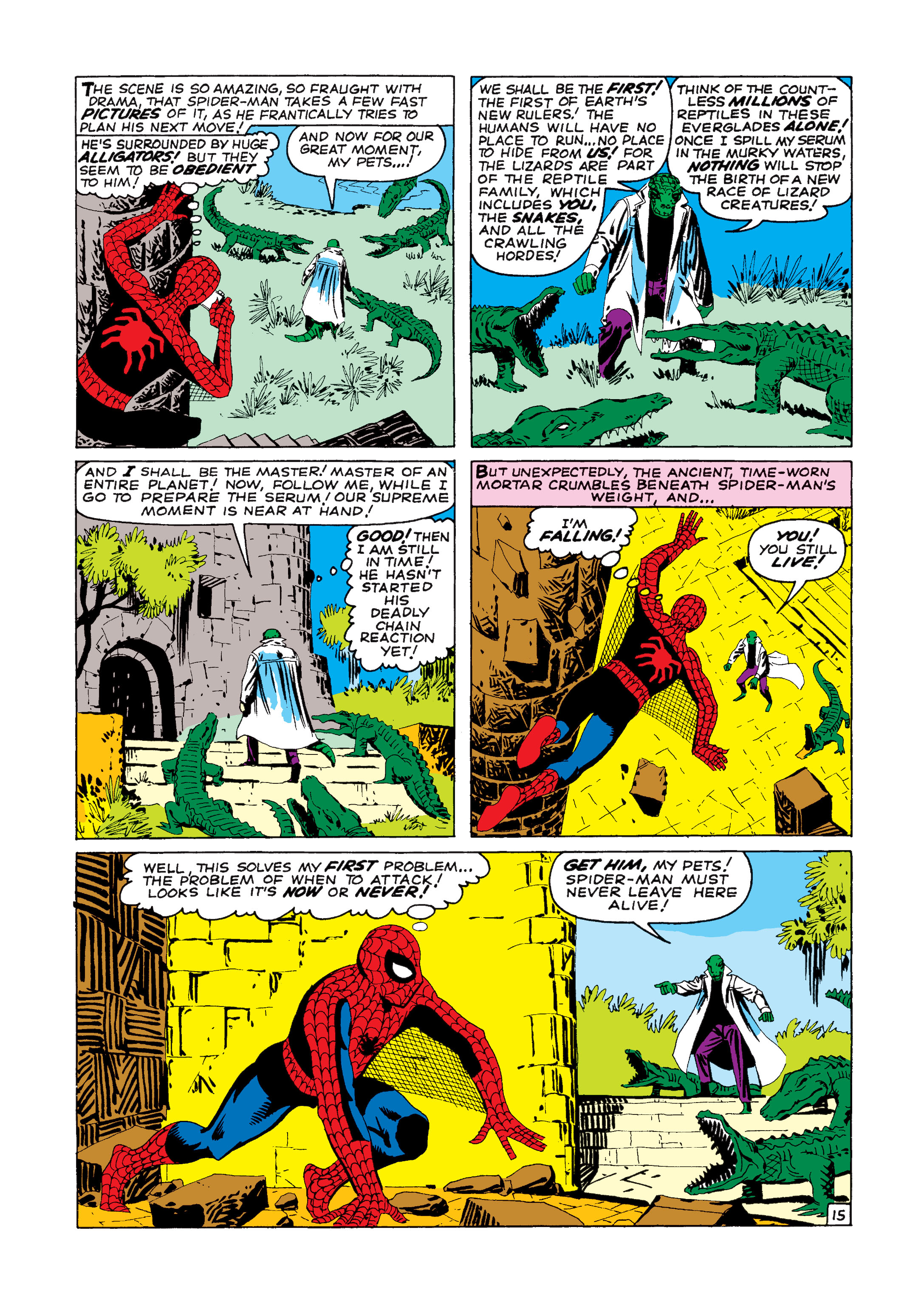 The Amazing Spider-Man (1963) 6 Page 15