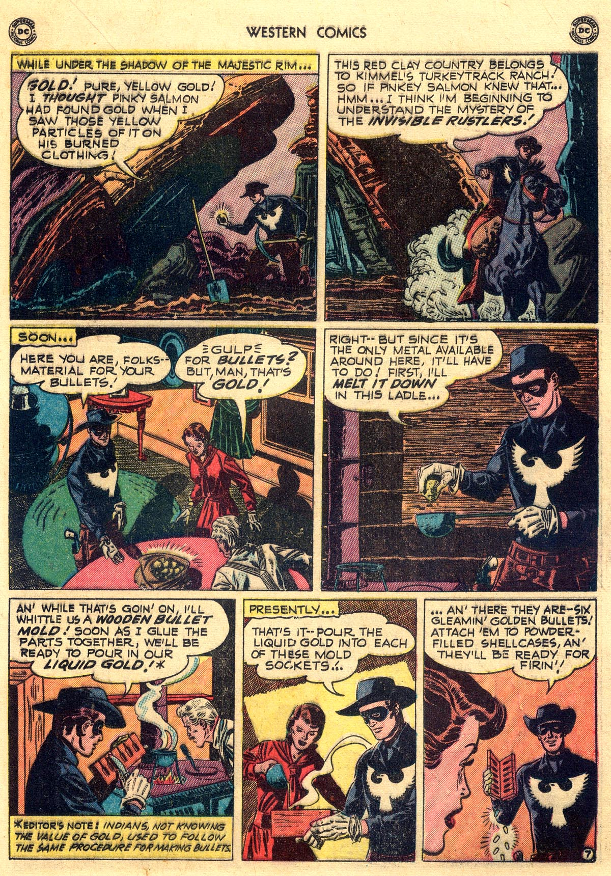 Western Comics issue 19 - Page 31
