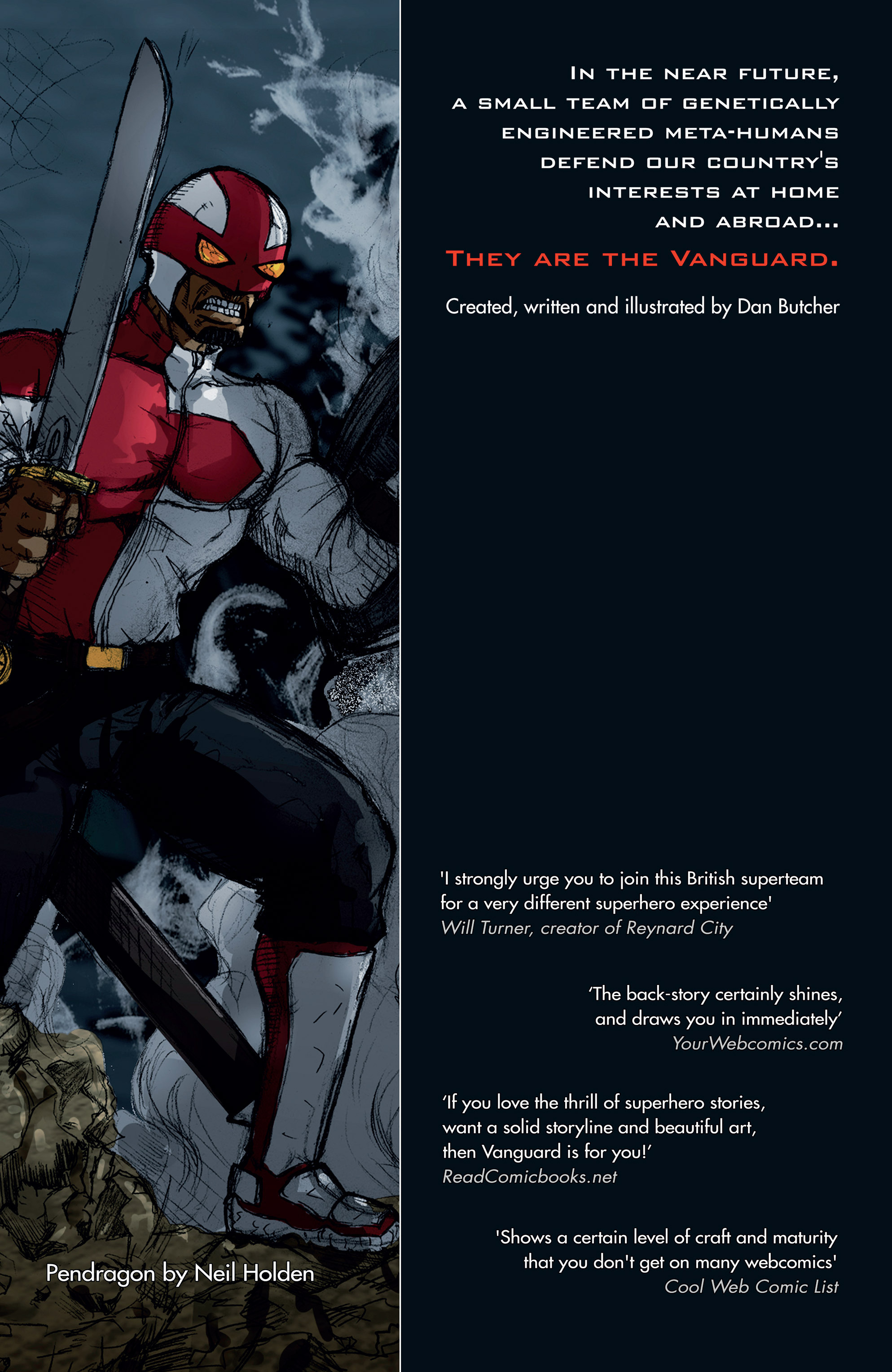 Read online Vanguard (2015) comic -  Issue #2 - 28