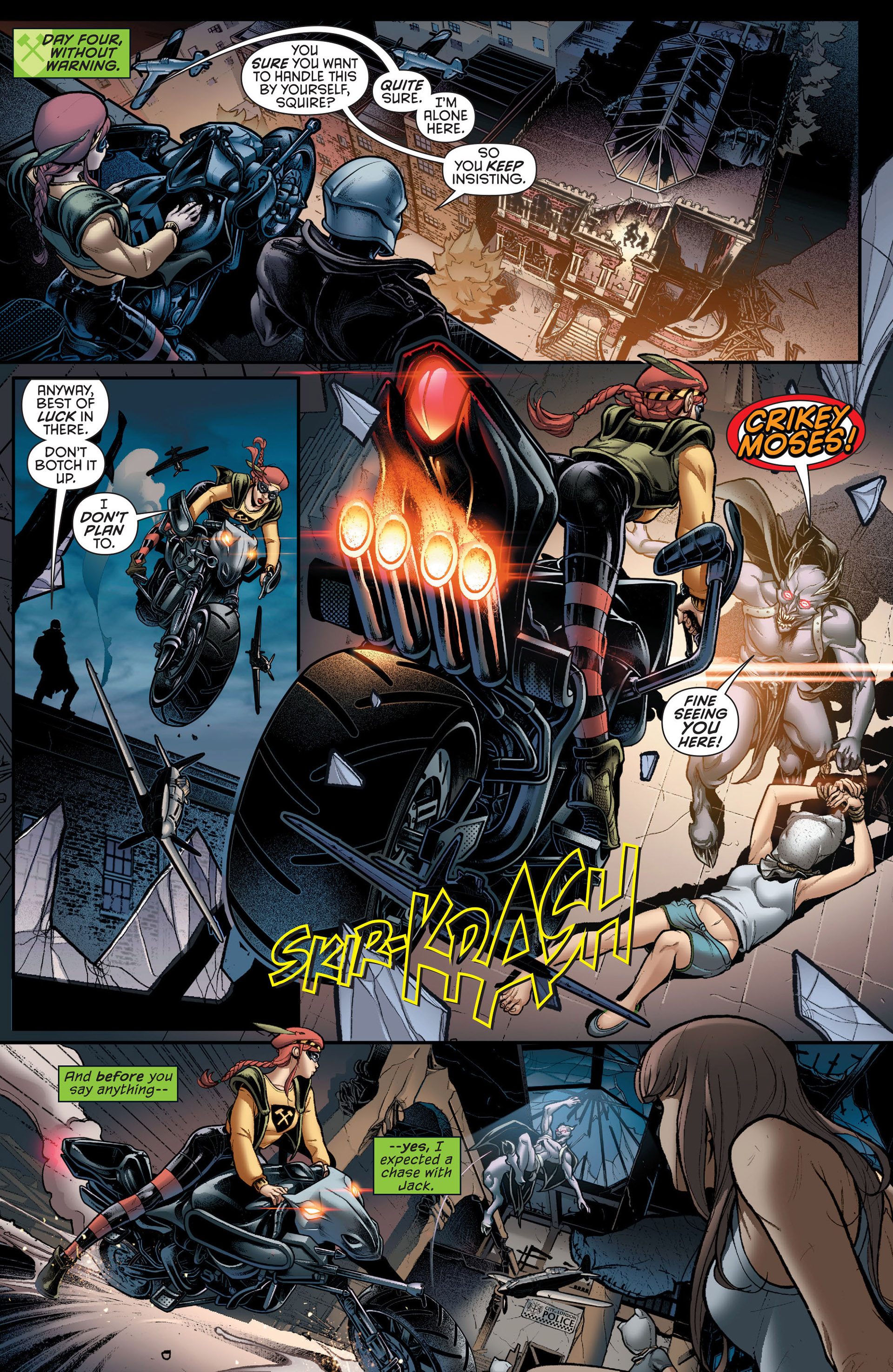 Read online Batman Incorporated (2012) comic -  Issue # _Special 1 - 14