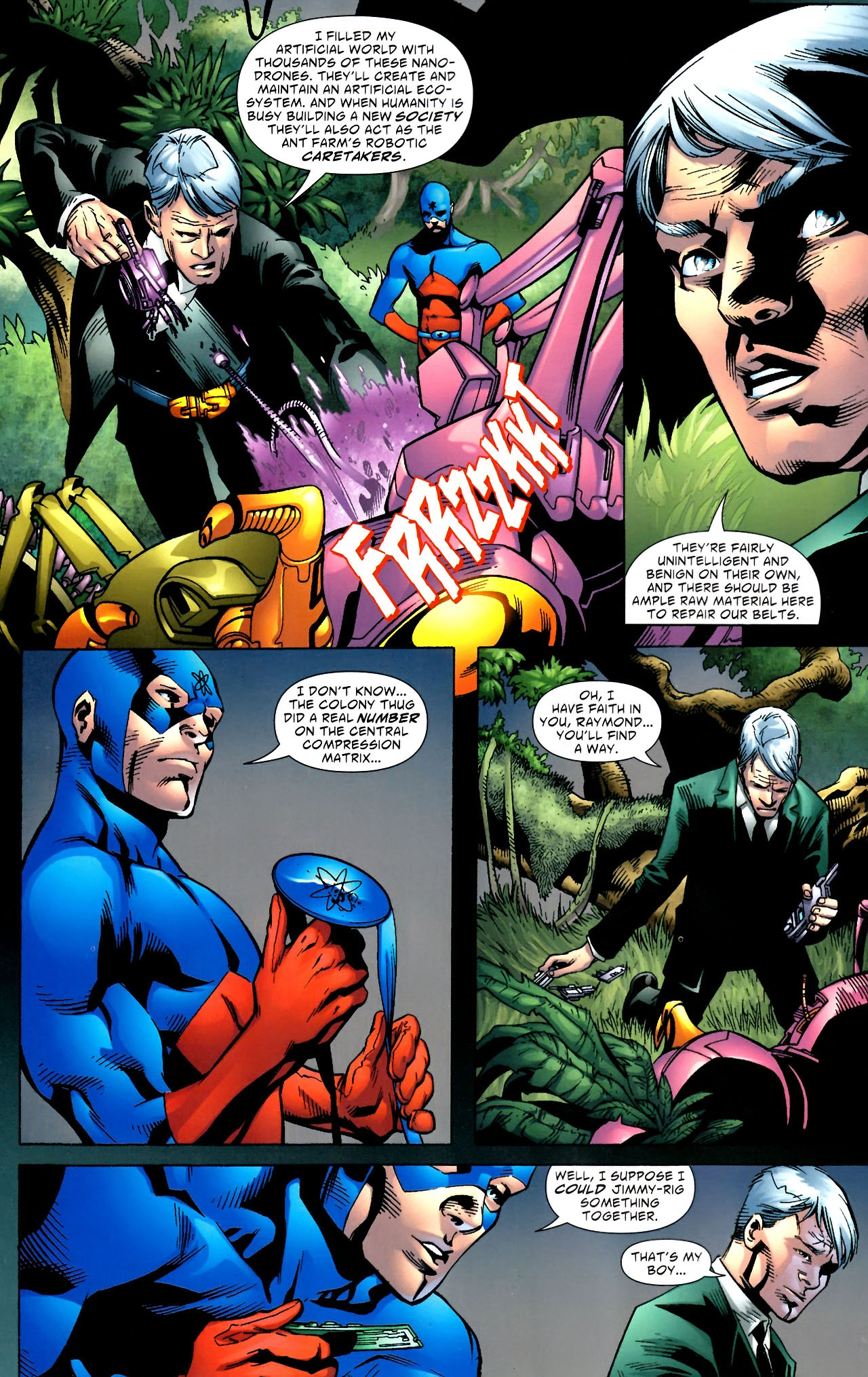 Read online Adventure Comics (1938) comic -  Issue #521 - 23