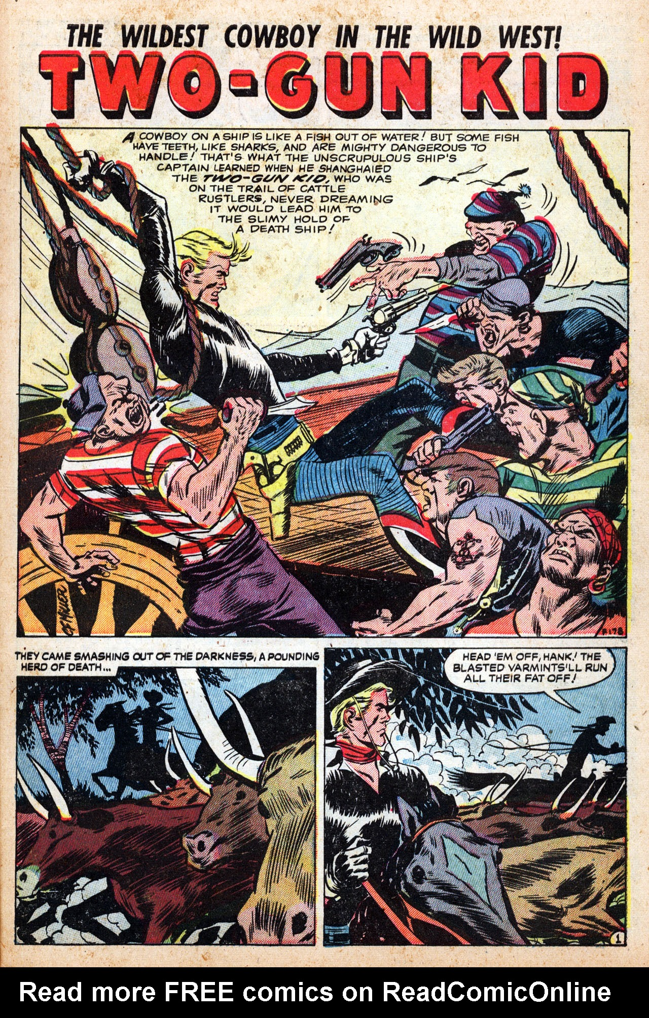 Read online Two-Gun Kid comic -  Issue #19 - 27