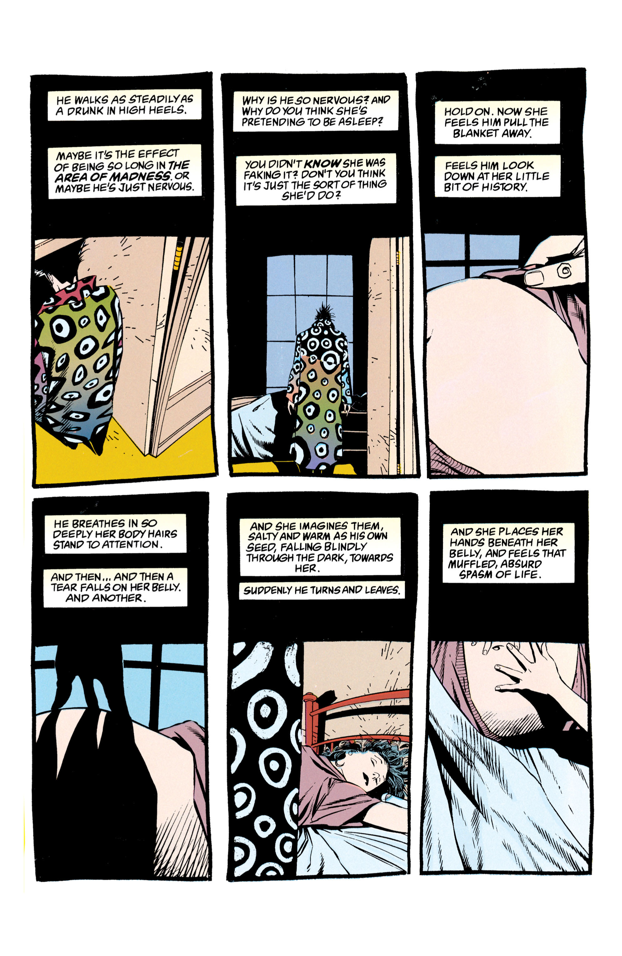 Read online Shade, the Changing Man comic -  Issue #49 - 2