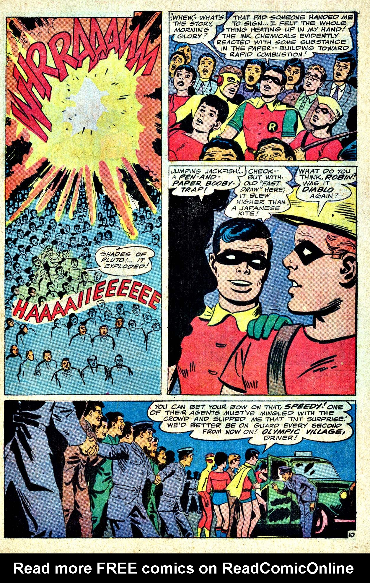 Action Comics (1938) 409 Page 36