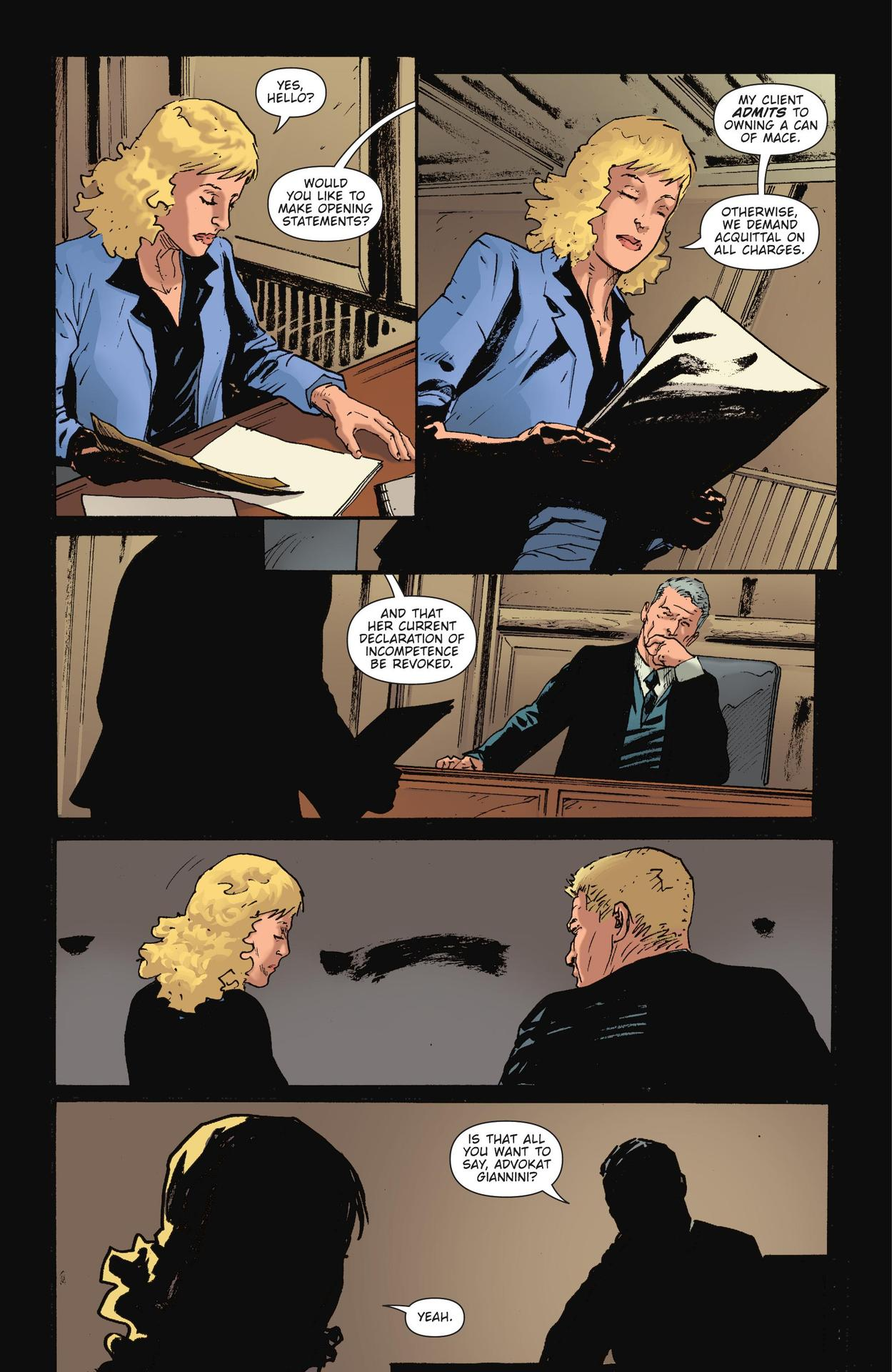 Read online The Girl Who Kicked The Hornet's Nest comic -  Issue # TPB - 215