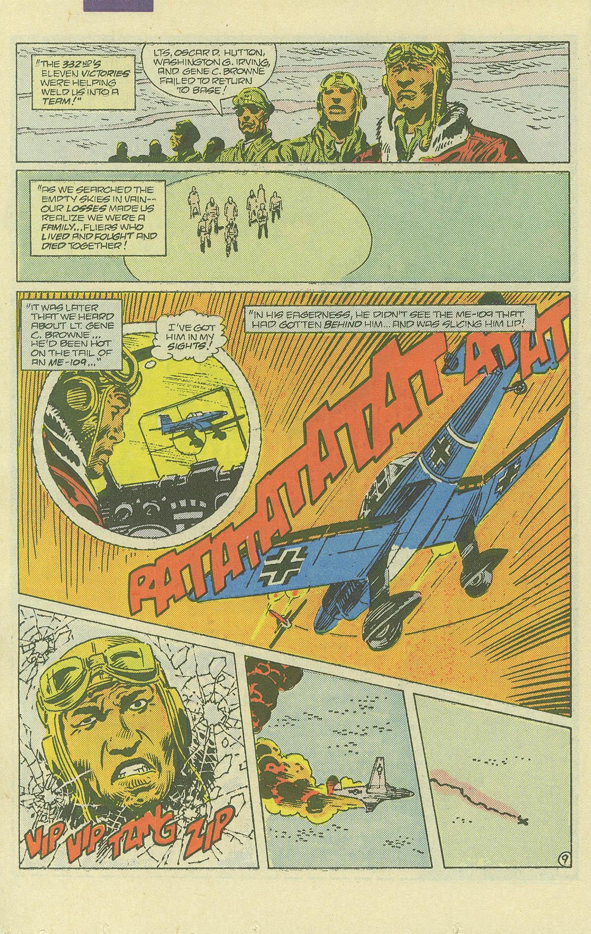 Read online Sgt. Rock comic -  Issue #406 - 13