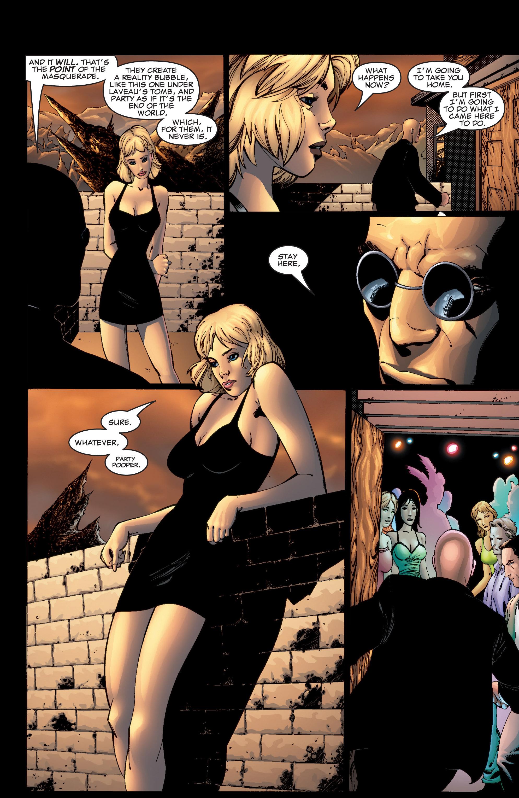 Read online Shadowman (1999) comic -  Issue #6 - 19