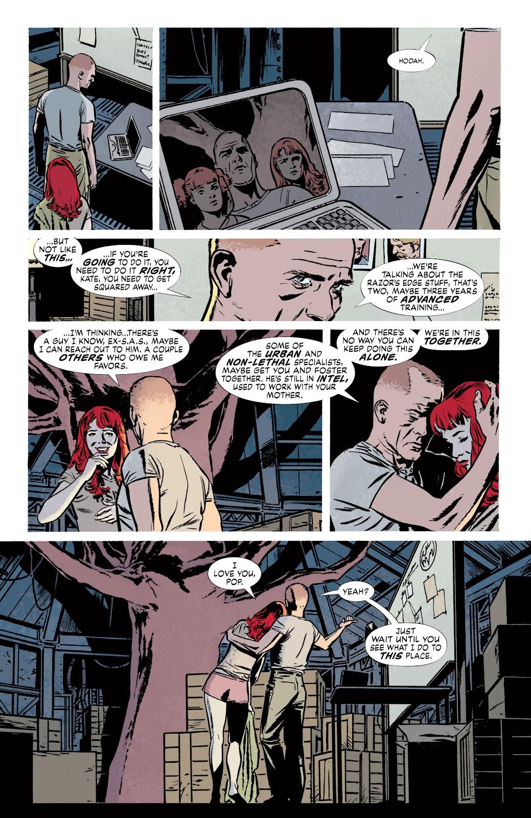 Read online Detective Comics (1937) comic -  Issue # _TPB Batwoman – Elegy (New Edition) (Part 2) - 28