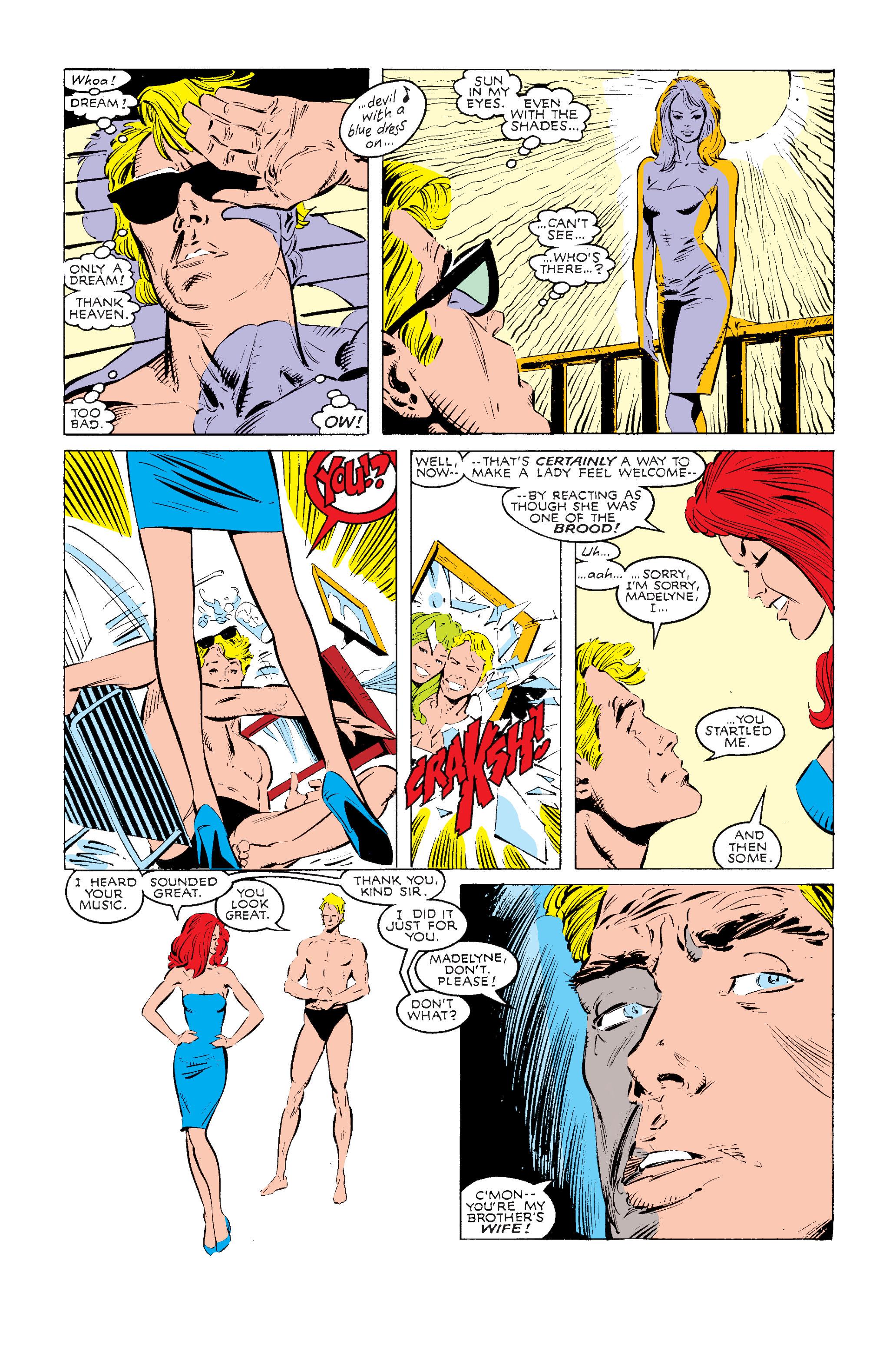Read online Uncanny X-Men (1963) comic -  Issue #239 - 20