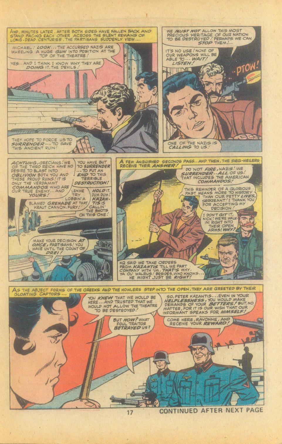 Read online Sgt. Fury comic -  Issue #135 - 19