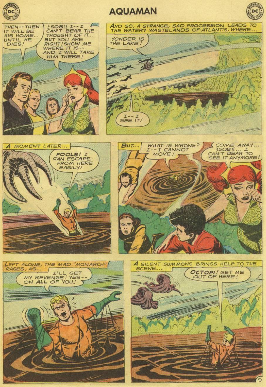 Read online Aquaman (1962) comic -  Issue #14 - 27