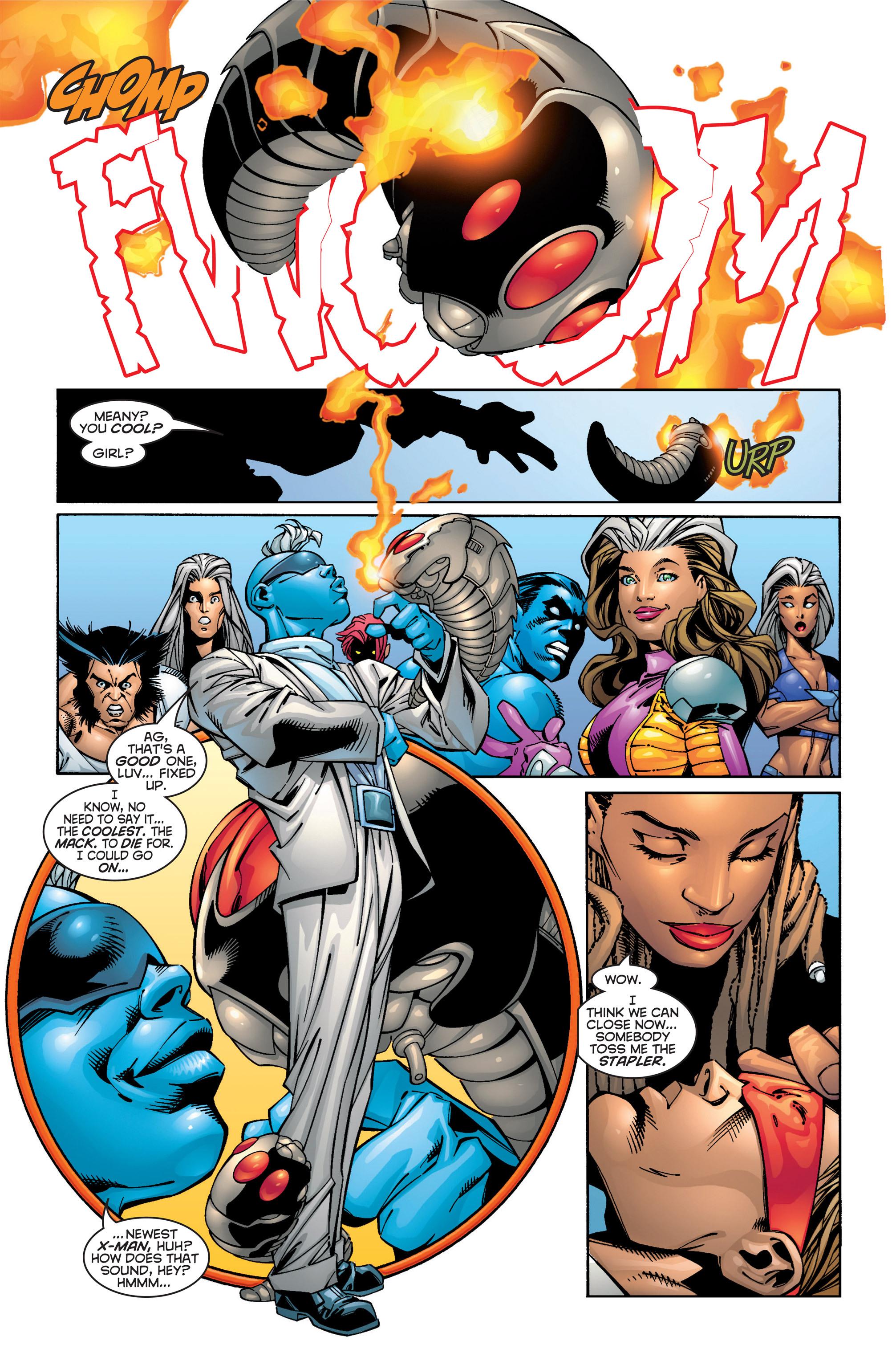 X-Men (1991) 70 Page 35
