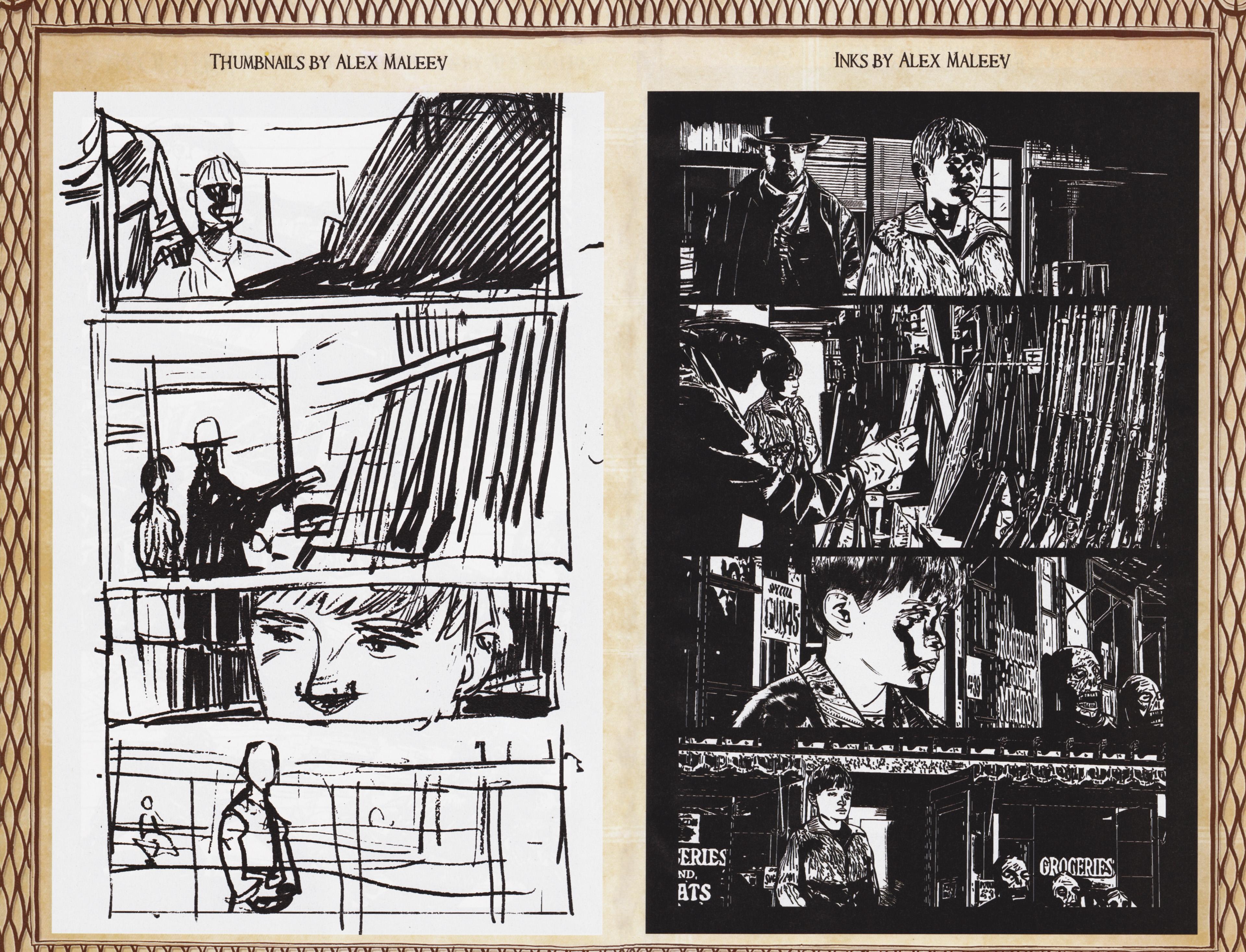 Read online Dark Tower: The Gunslinger - The Man in Black comic -  Issue #3 - 27