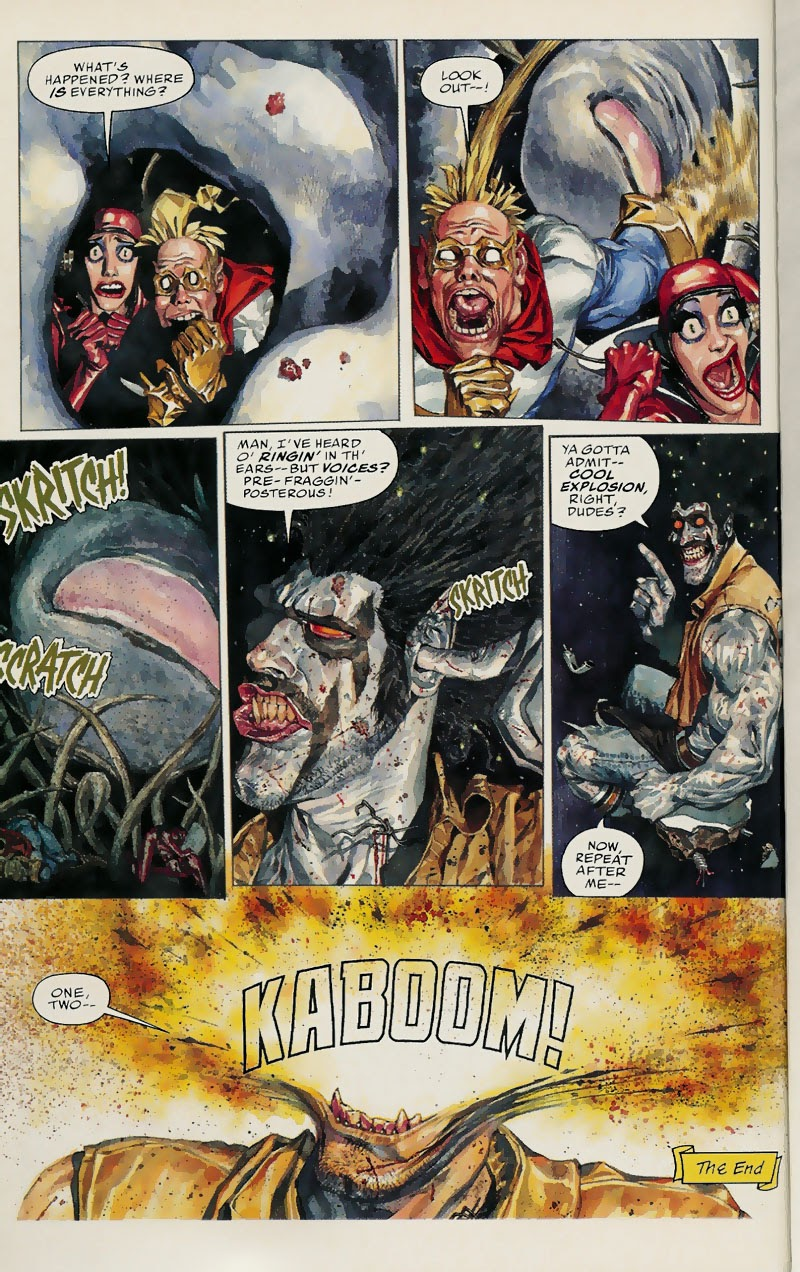 Lobo: Fragtastic Voyage issue Full - Page 49