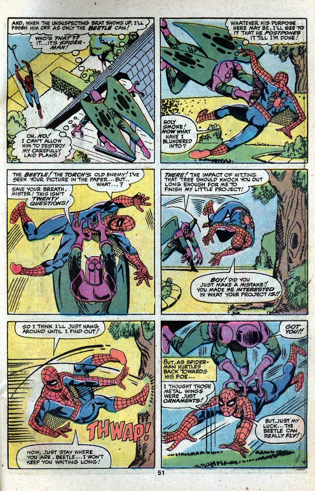 Giant-Size Spider-Man (1974) issue 5 - Page 53