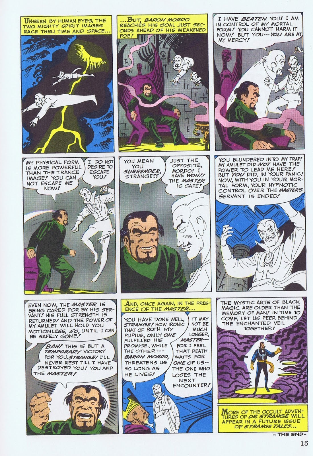 Doctor Strange: Master of the Mystic Arts issue TPB - Page 13