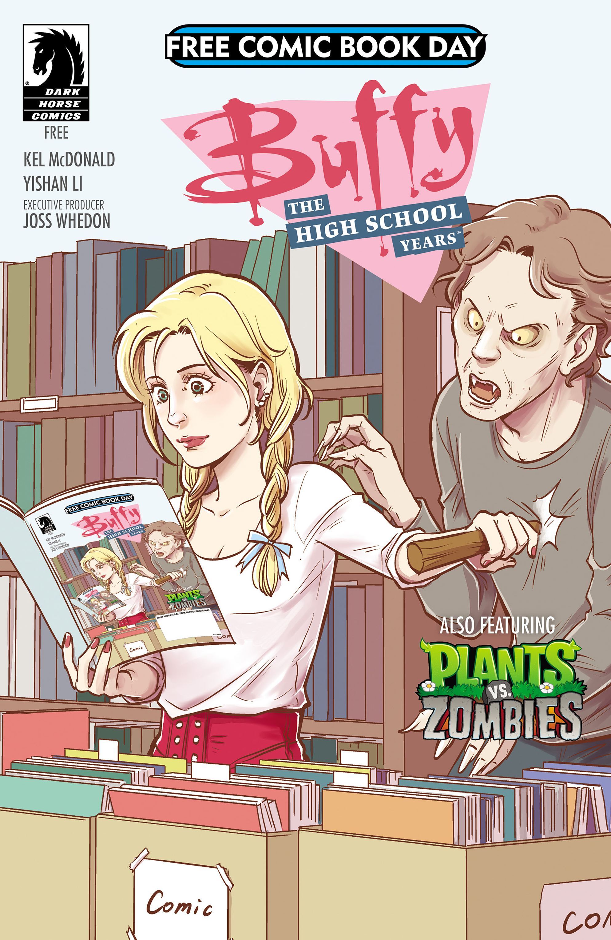 Read online Free Comic Book Day 2017 comic -  Issue # All Ages - 1
