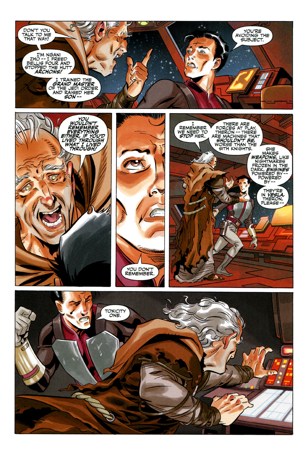 Read online Star Wars: The Old Republic - The Lost Suns comic -  Issue #2 - 16