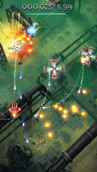 Sky Force Reloaded Mod Apk