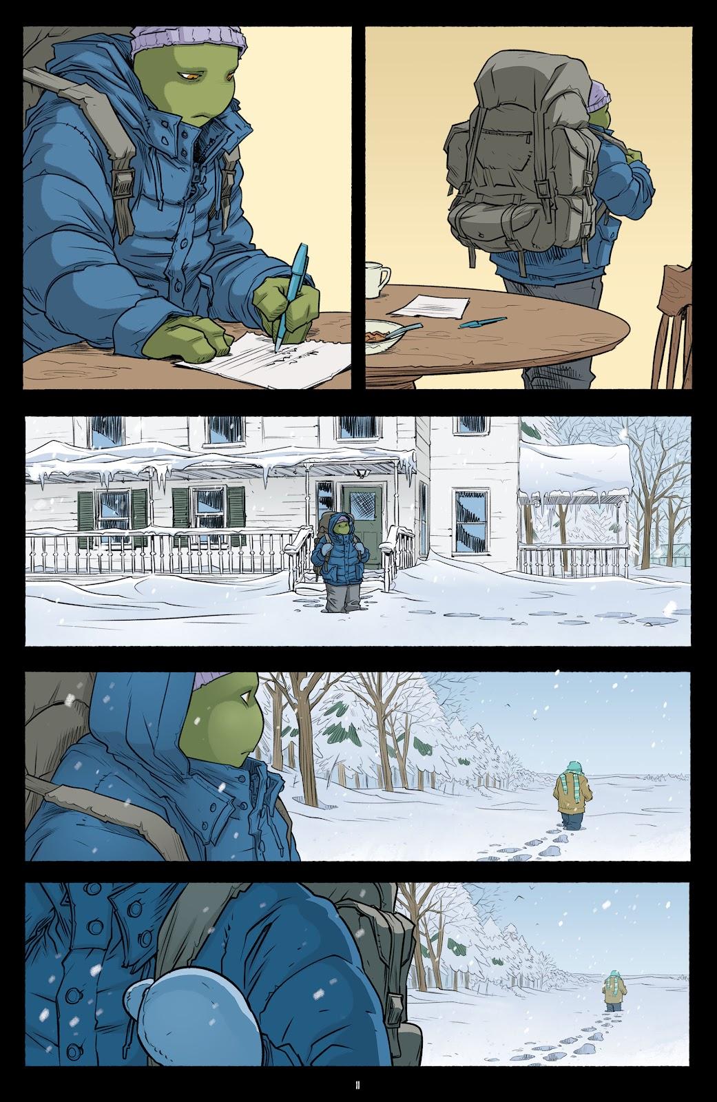 Read online Teenage Mutant Ninja Turtles (2011) comic -  Issue #102 - 13