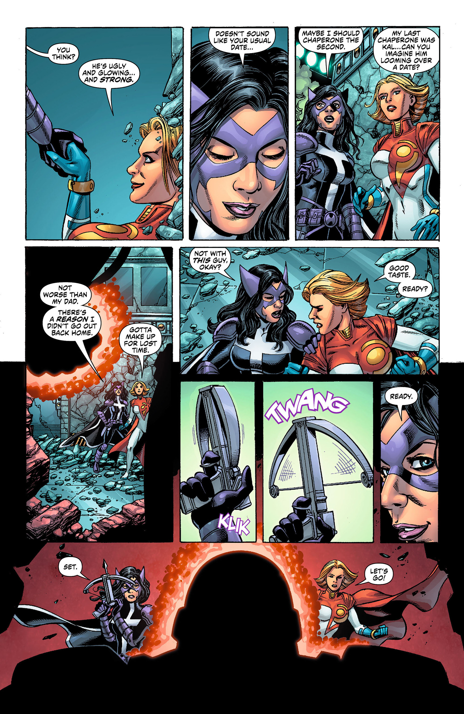 Read online Worlds' Finest comic -  Issue #1 - 20