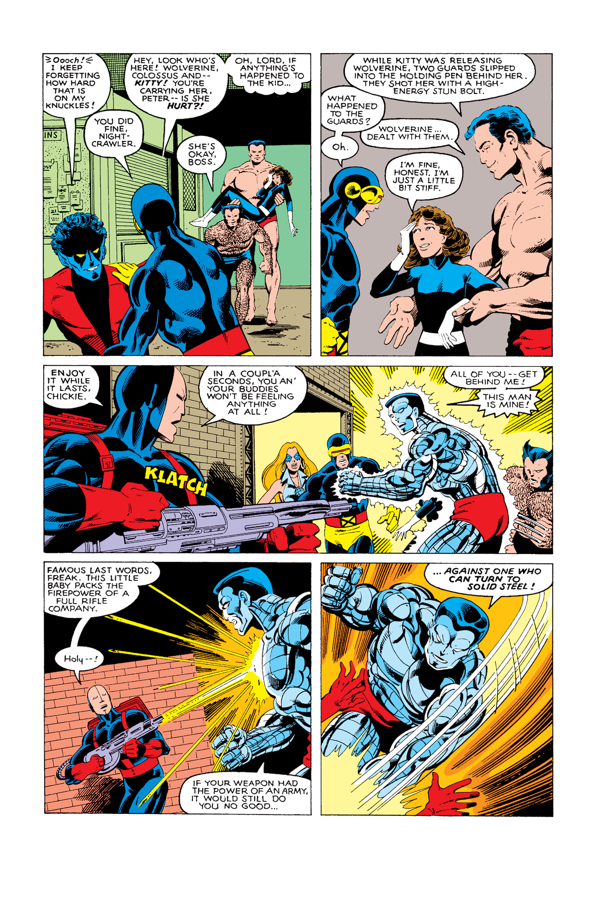 Uncanny X-Men (1963) 131 Page 12