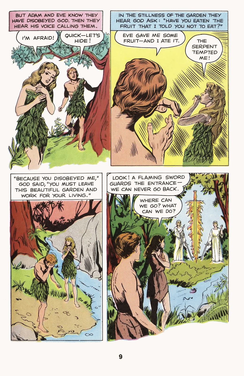 The Picture Bible issue TPB (Part 1) - Page 11