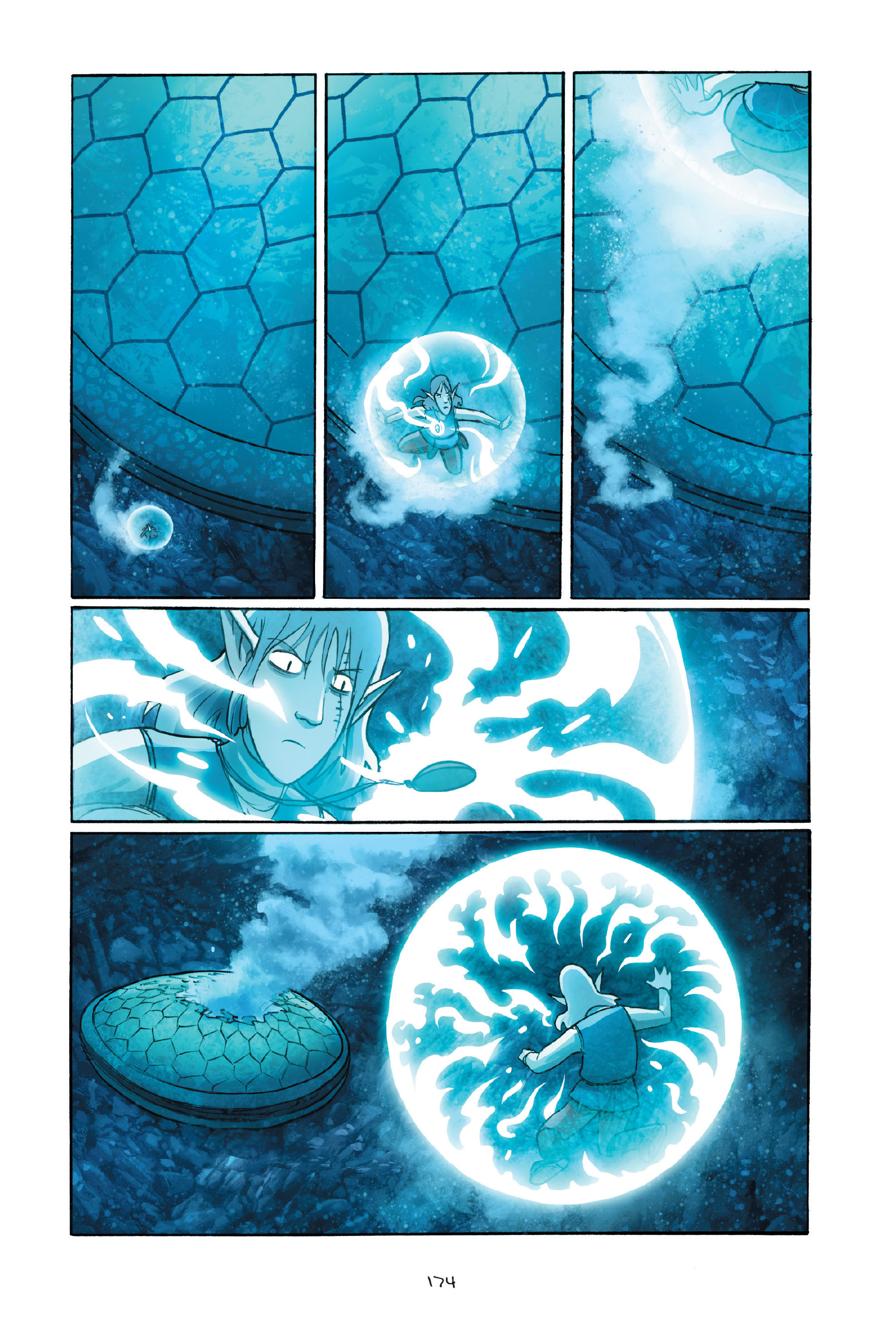 Read online Amulet comic -  Issue #7 - 174