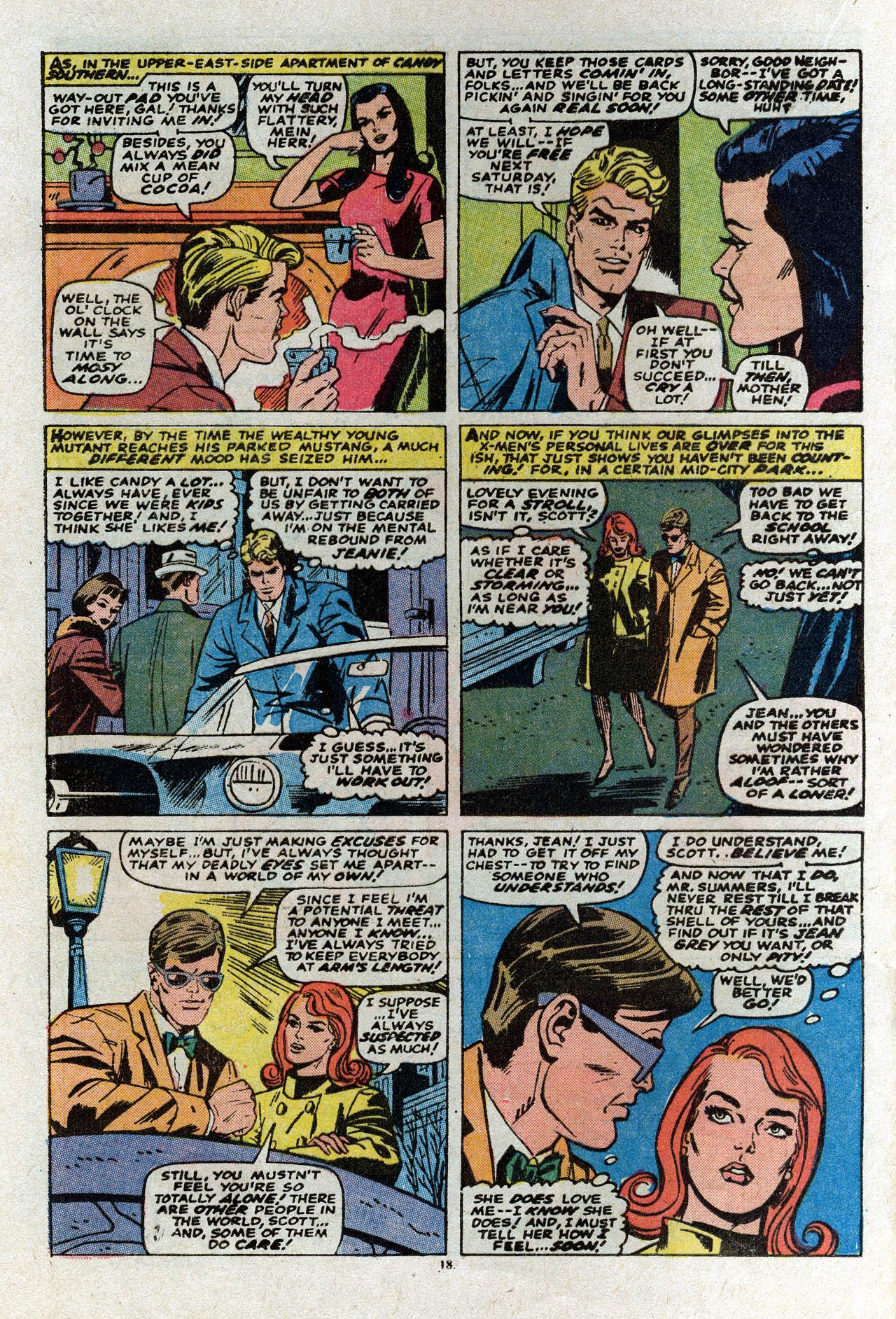 Uncanny X-Men (1963) 80 Page 19