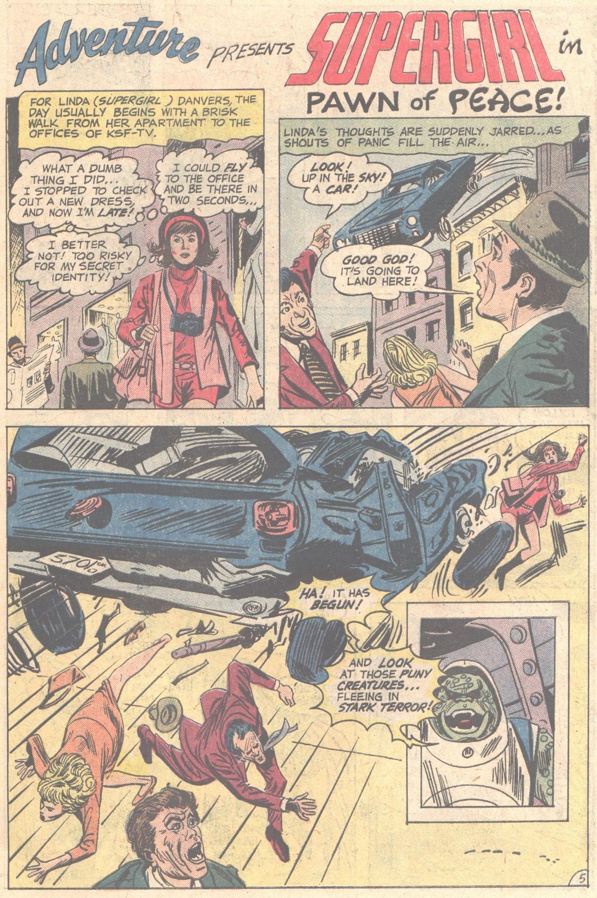 Read online Adventure Comics (1938) comic -  Issue #422 - 7