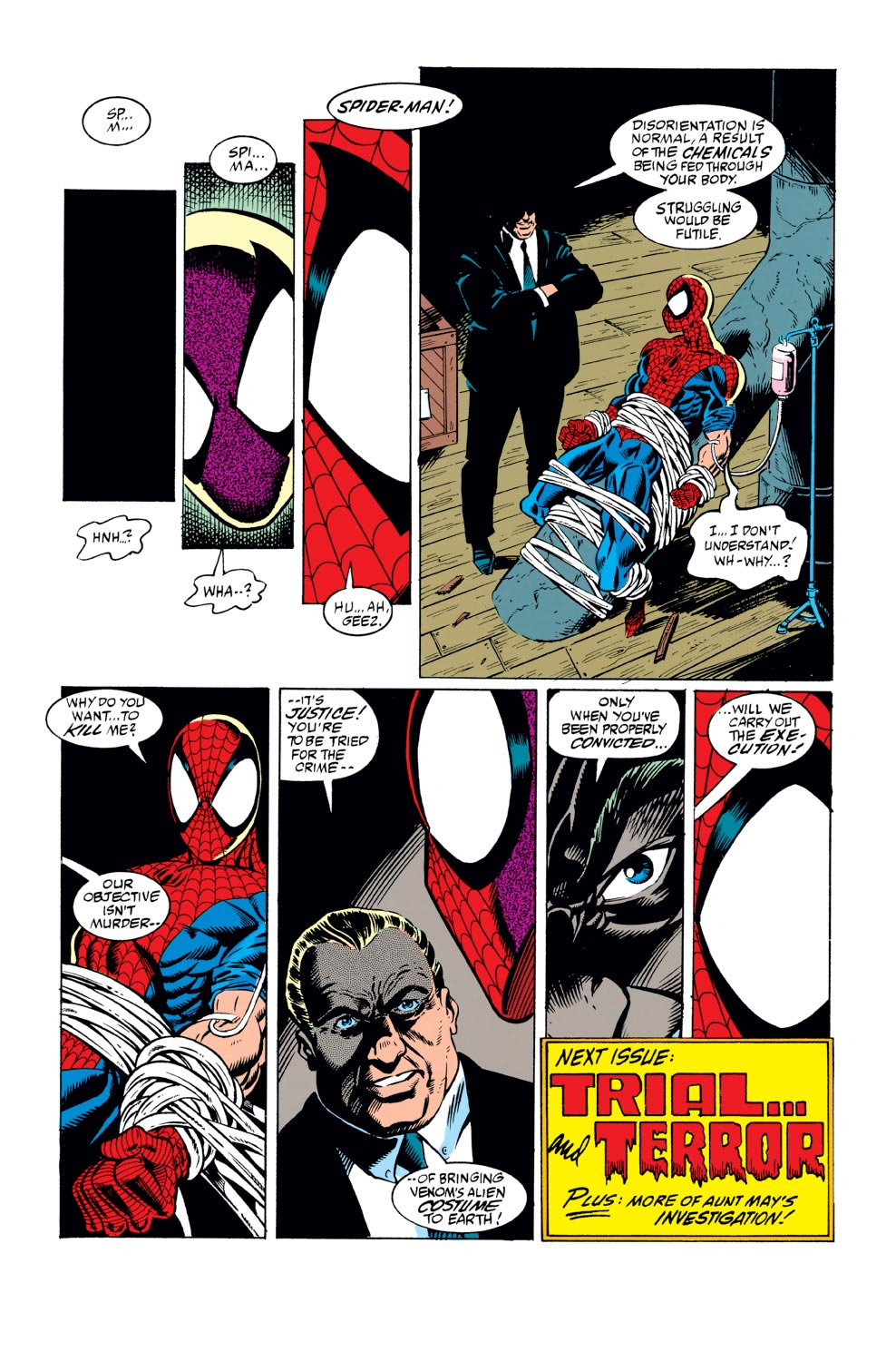 The Amazing Spider-Man (1963) 383 Page 22