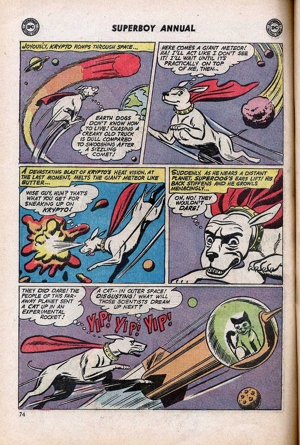 Superboy (1949) issue Annual 1 - Page 76