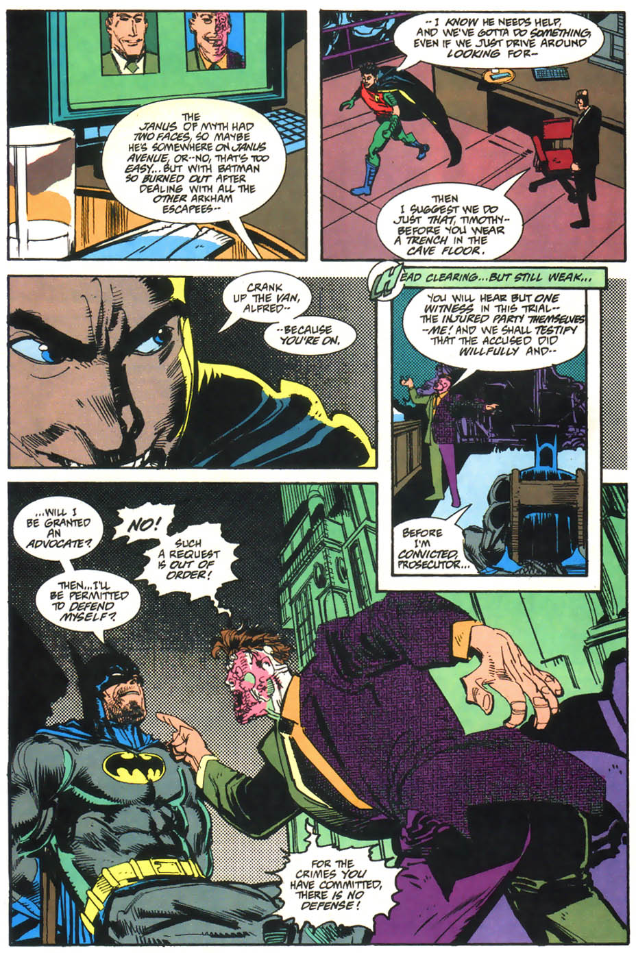 Read online Showcase '93 comic -  Issue #8 - 8
