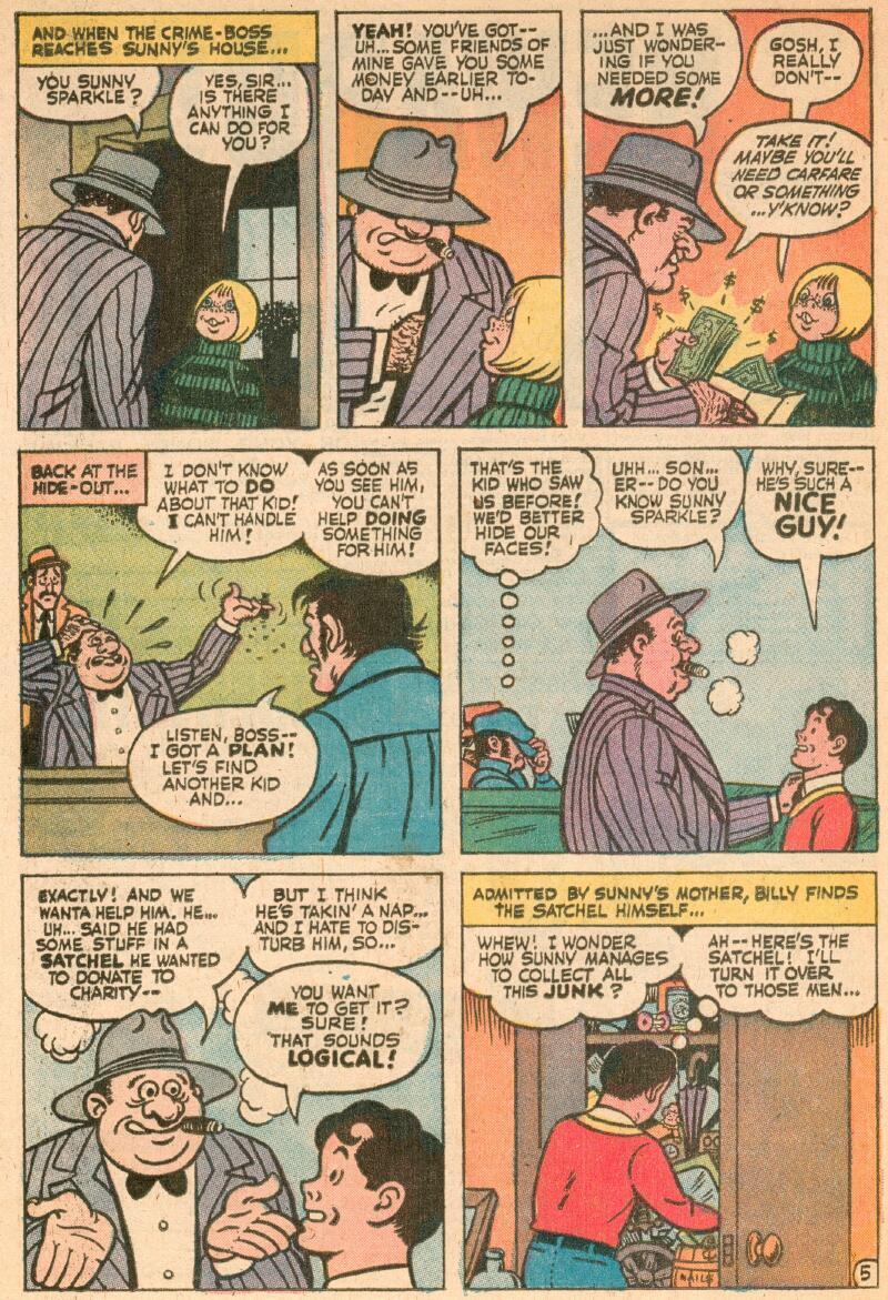 Read online Shazam! (1973) comic -  Issue #2 - 16
