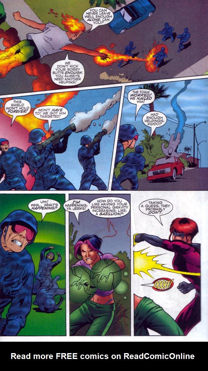 Read online Spider-Man/Gen13 comic -  Issue # Full - 38