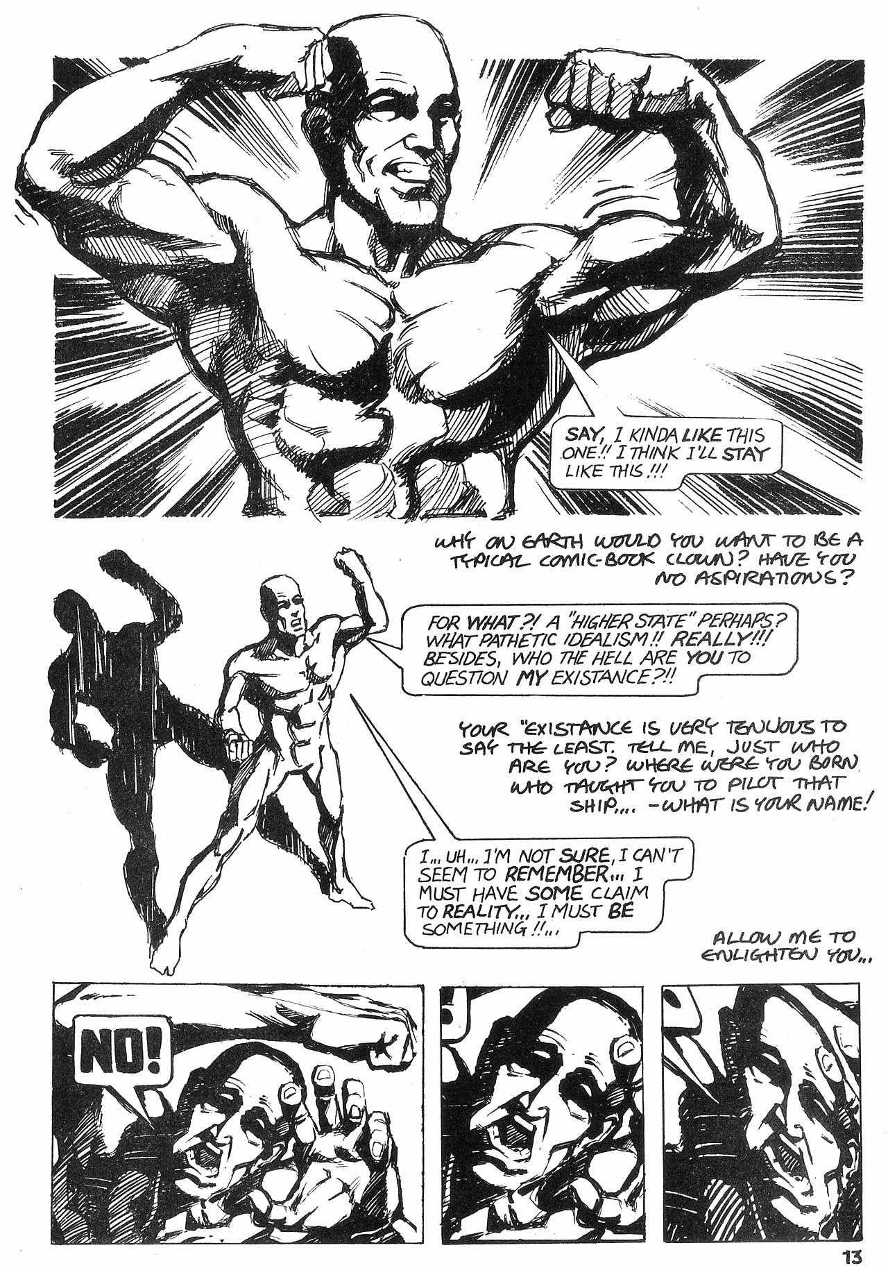 Read online Star*Reach comic -  Issue #8 - 25