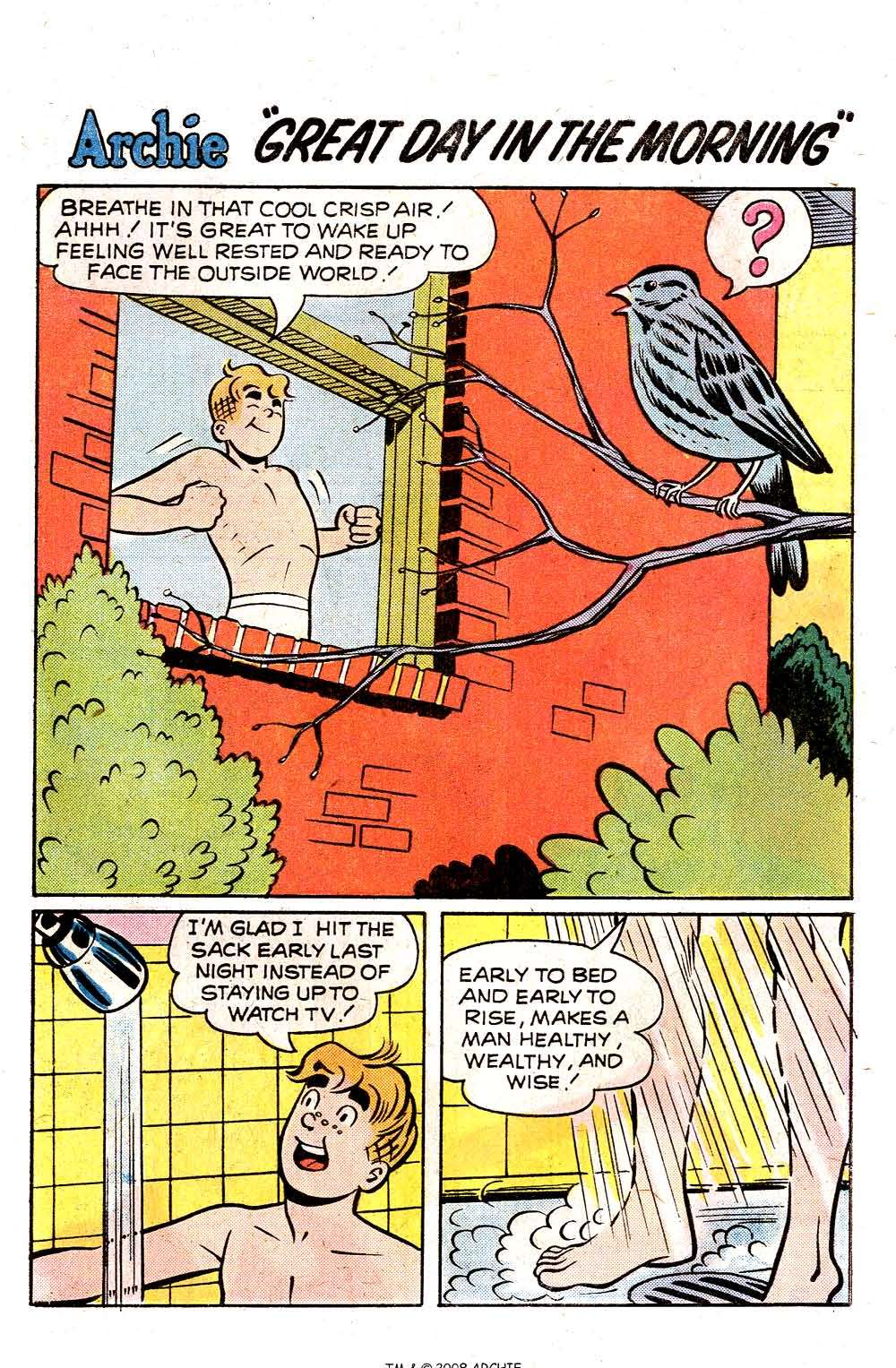 Read online Archie (1960) comic -  Issue #251 - 29