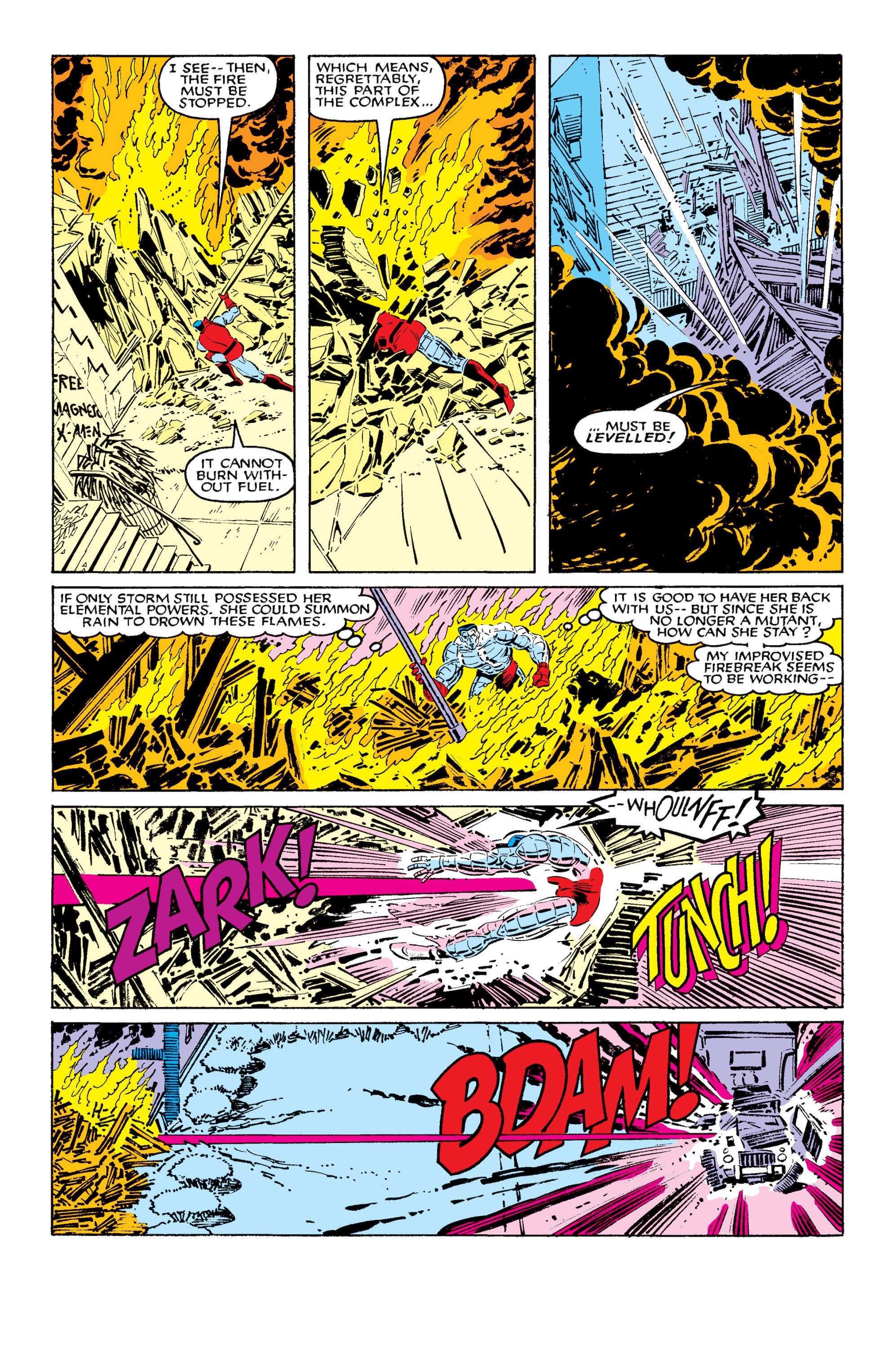 Read online Uncanny X-Men (1963) comic -  Issue #200 - 17