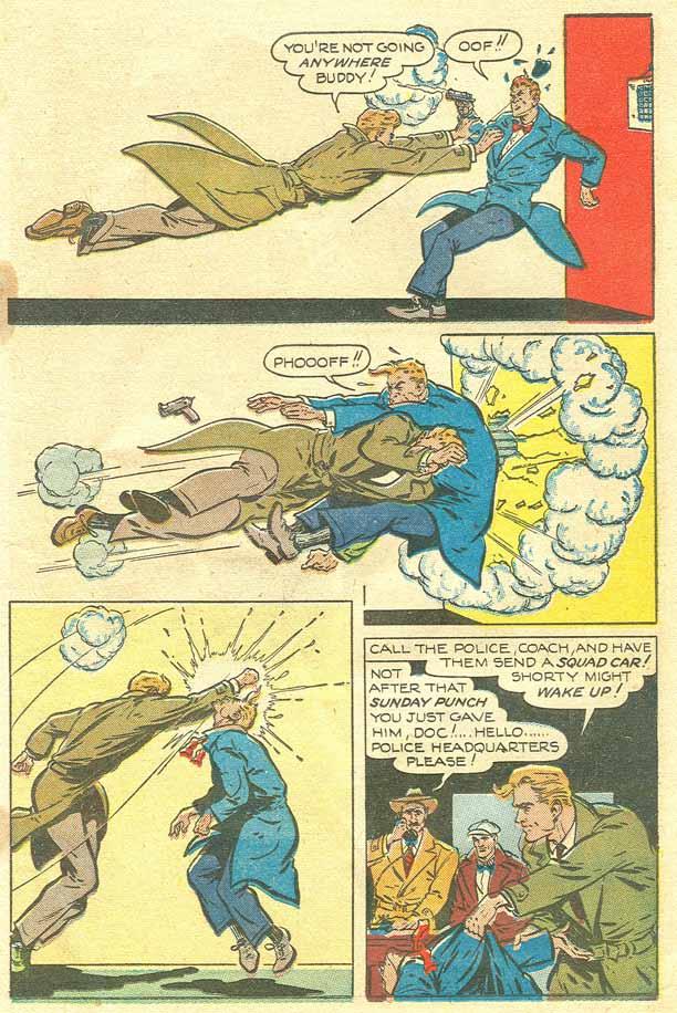 Read online Shadow Comics comic -  Issue #79 - 26