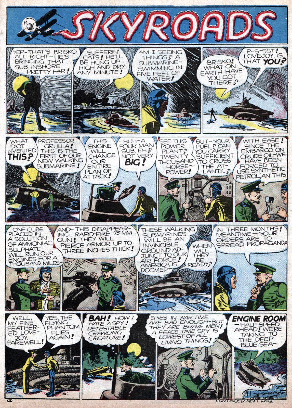 Read online Famous Funnies comic -  Issue #79 - 13