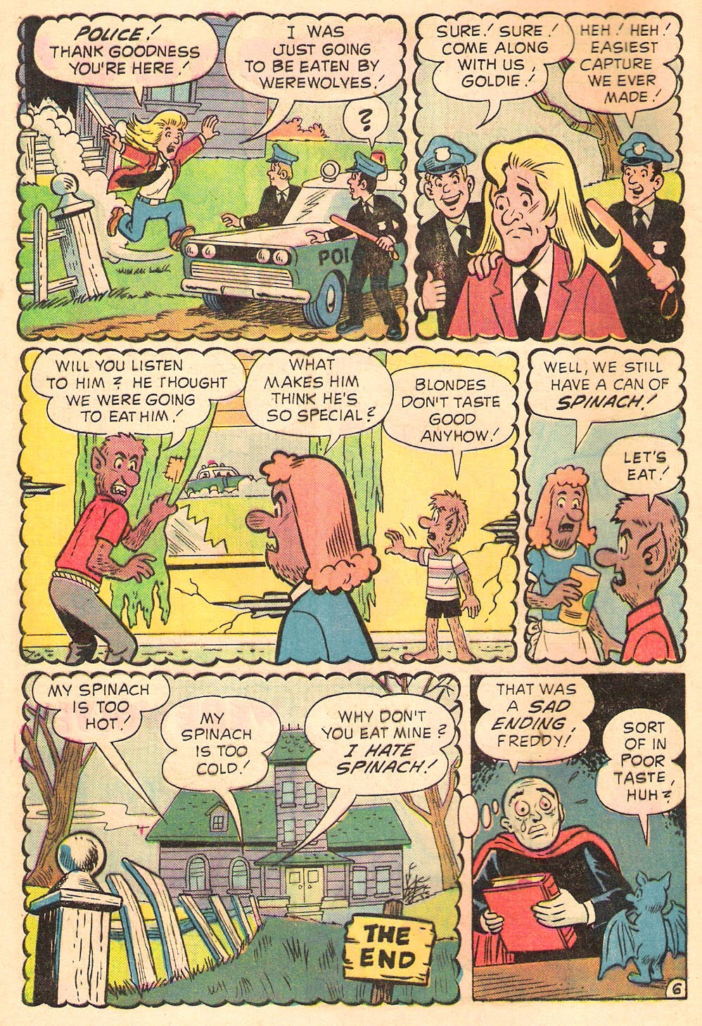 Read online Madhouse Comics comic -  Issue #98 - 7