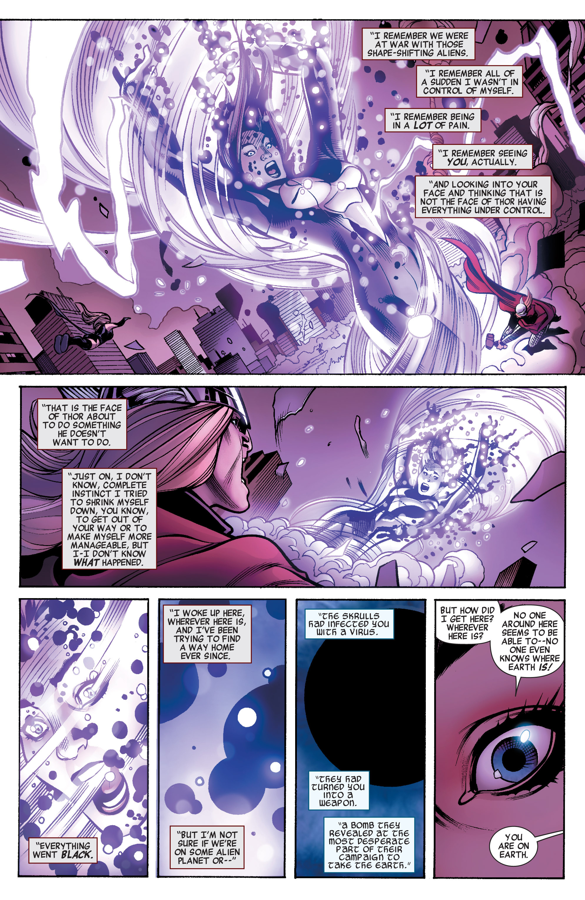 Read online Avengers (2010) comic -  Issue #33 - 15