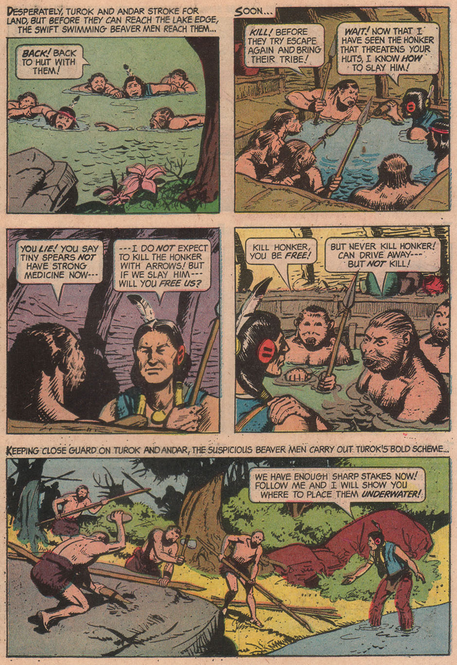 Read online Turok, Son of Stone comic -  Issue #51 - 11