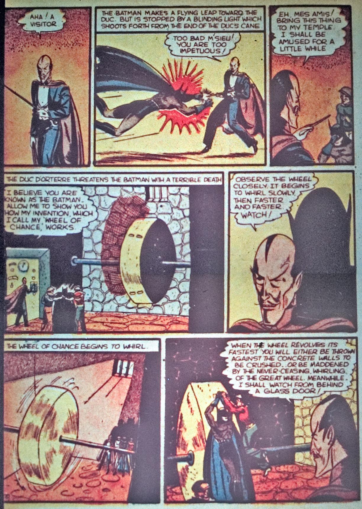 Read online Detective Comics (1937) comic -  Issue #34 - 6